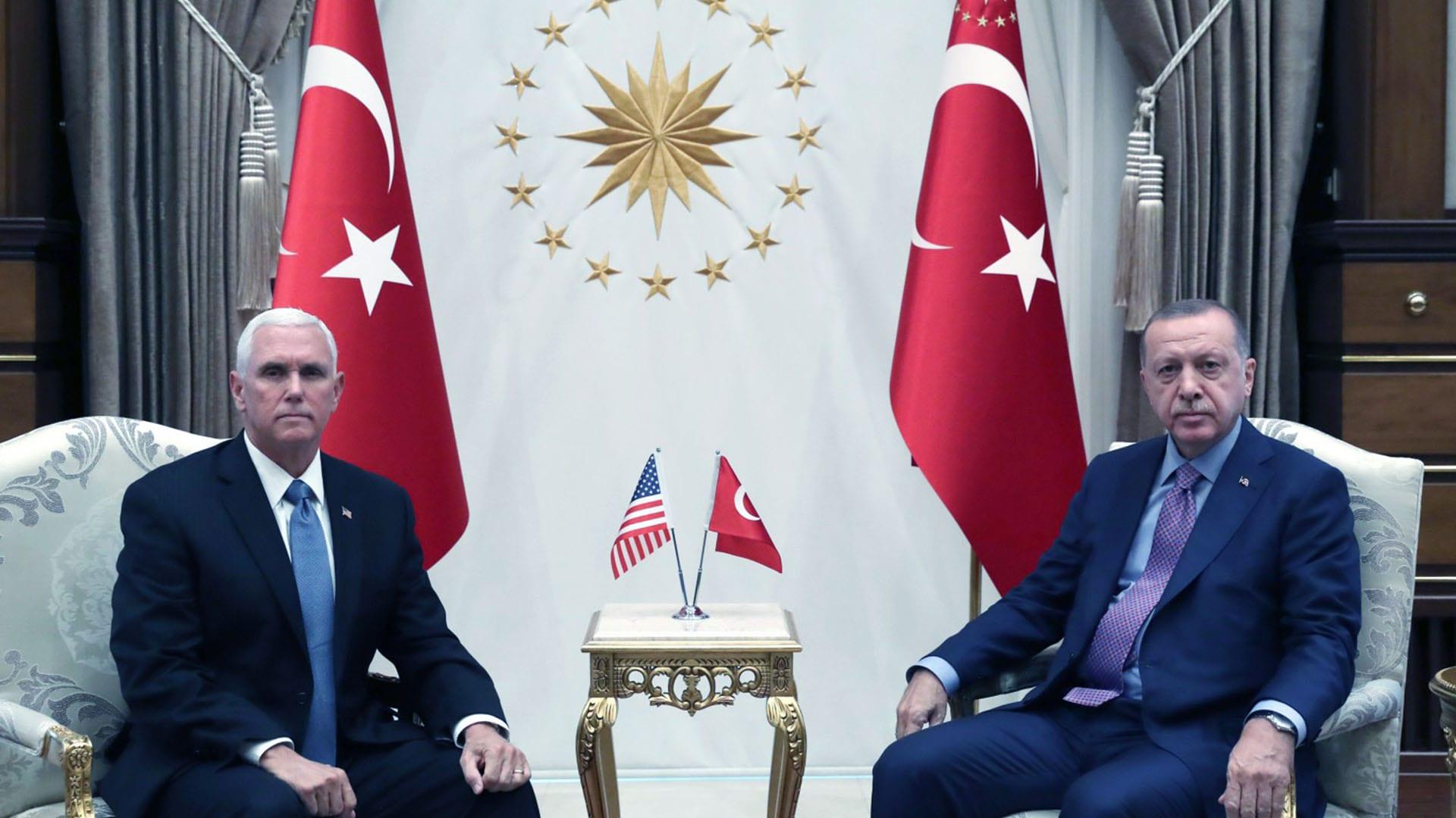 Il disimpegno degli USA in Medio Oriente hanno lasciato mano libera a Erdogan