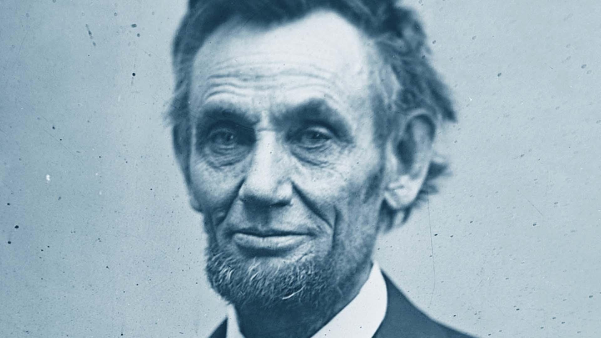 Abraham Lincoln fu presidente negli anni tempestosi della Guerra Civile