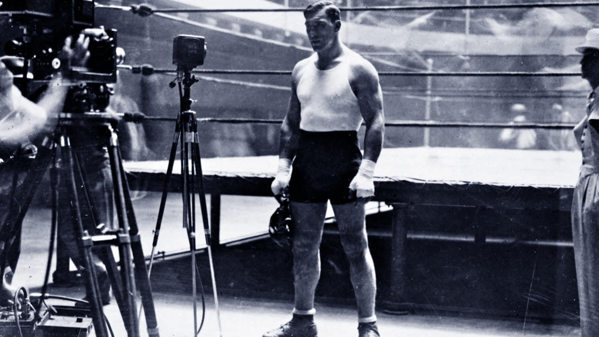 Primo Carnera e Max Baer furono protagonisti di numerosi film