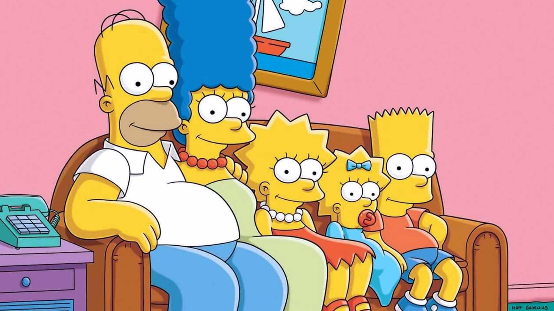 La stagione 30 dei Simpson è molo diversa dalla stagione 1