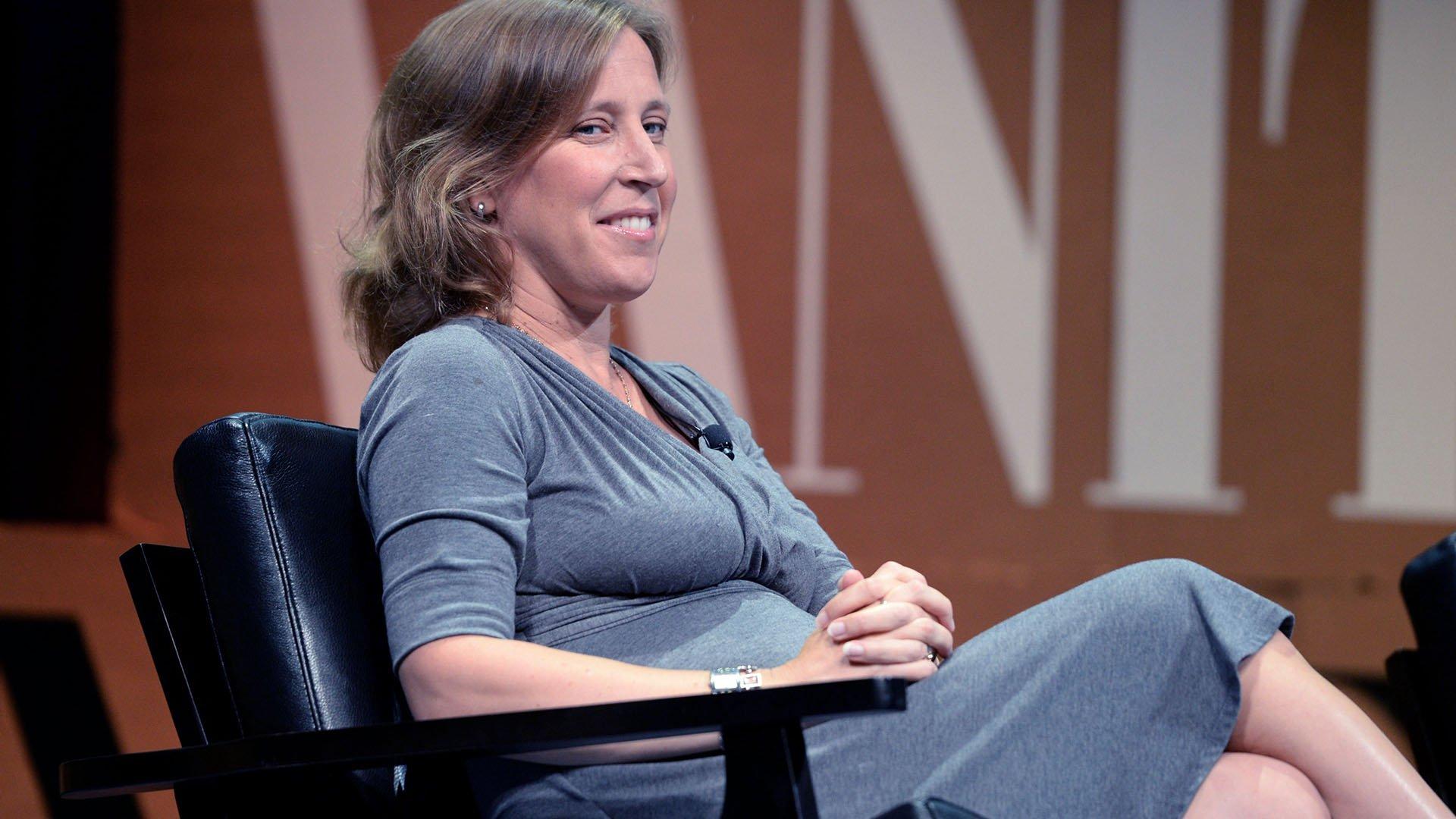 Susan Wojcicki è stata accusata di discriminare i video transgender
