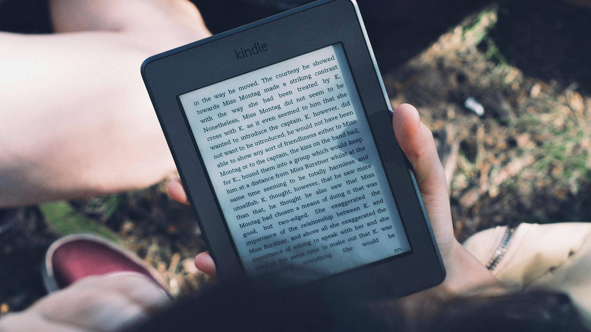 Gli e-book sono sempre più diffusi