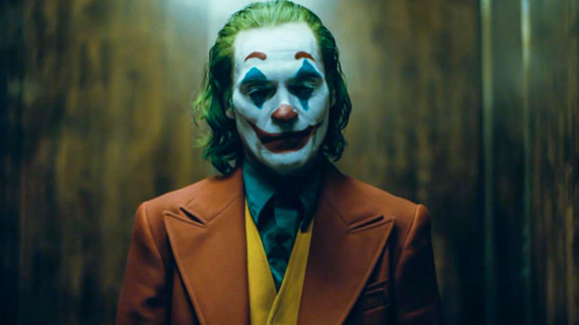 Joaquin Phoenix nel film Joker