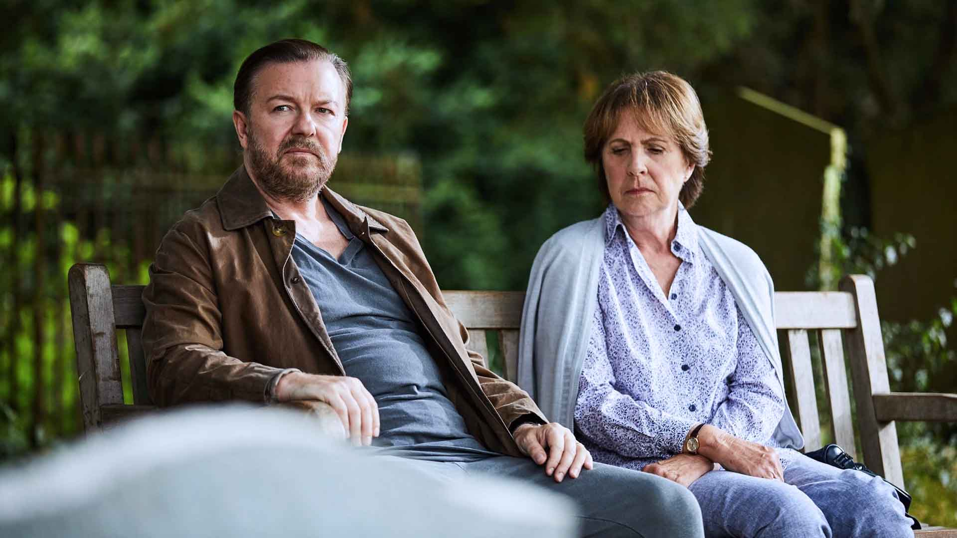 After Life di Ricky Gervais