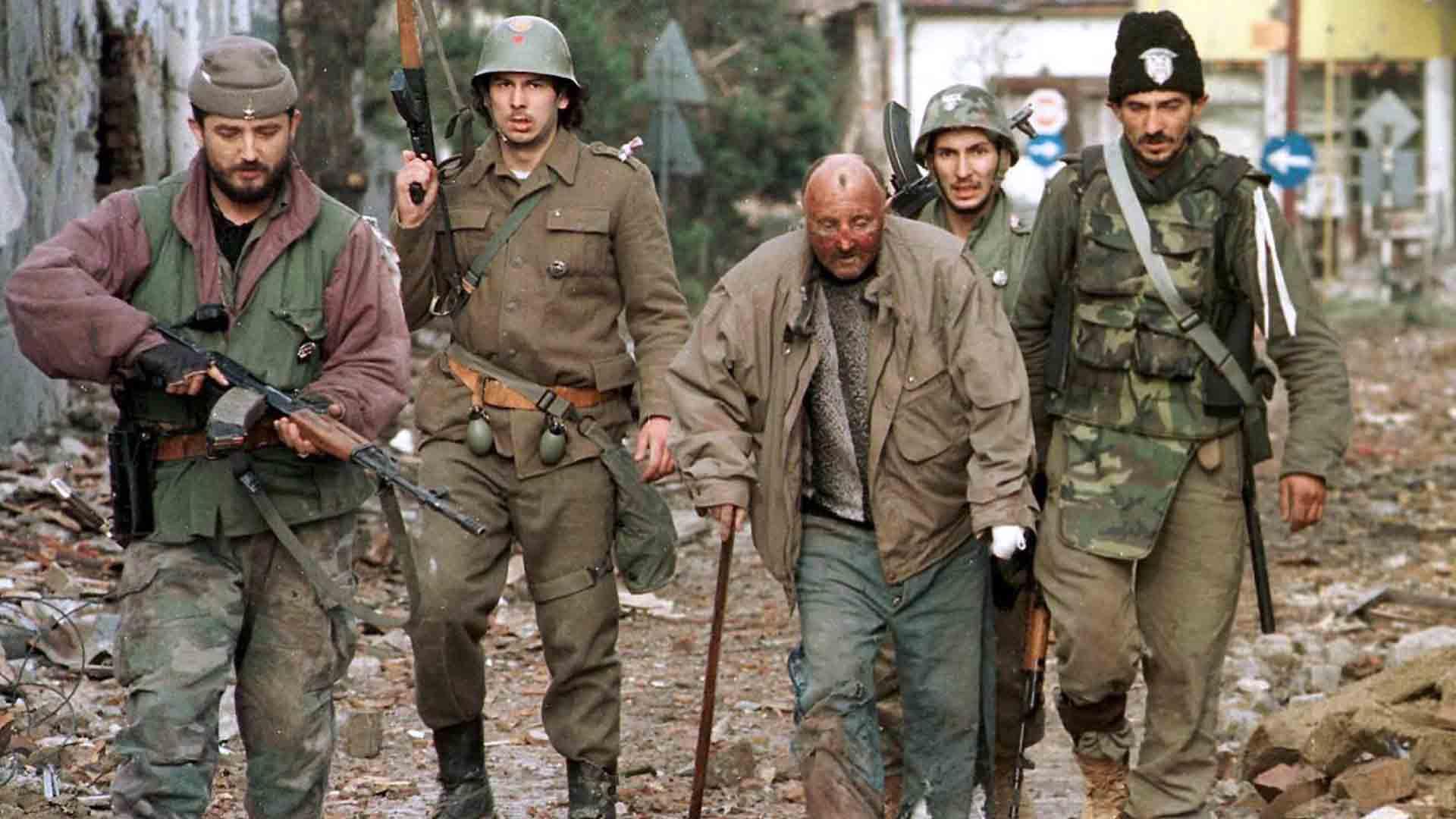 Alexander Langer combatté contro la guerra in Jugoslavia