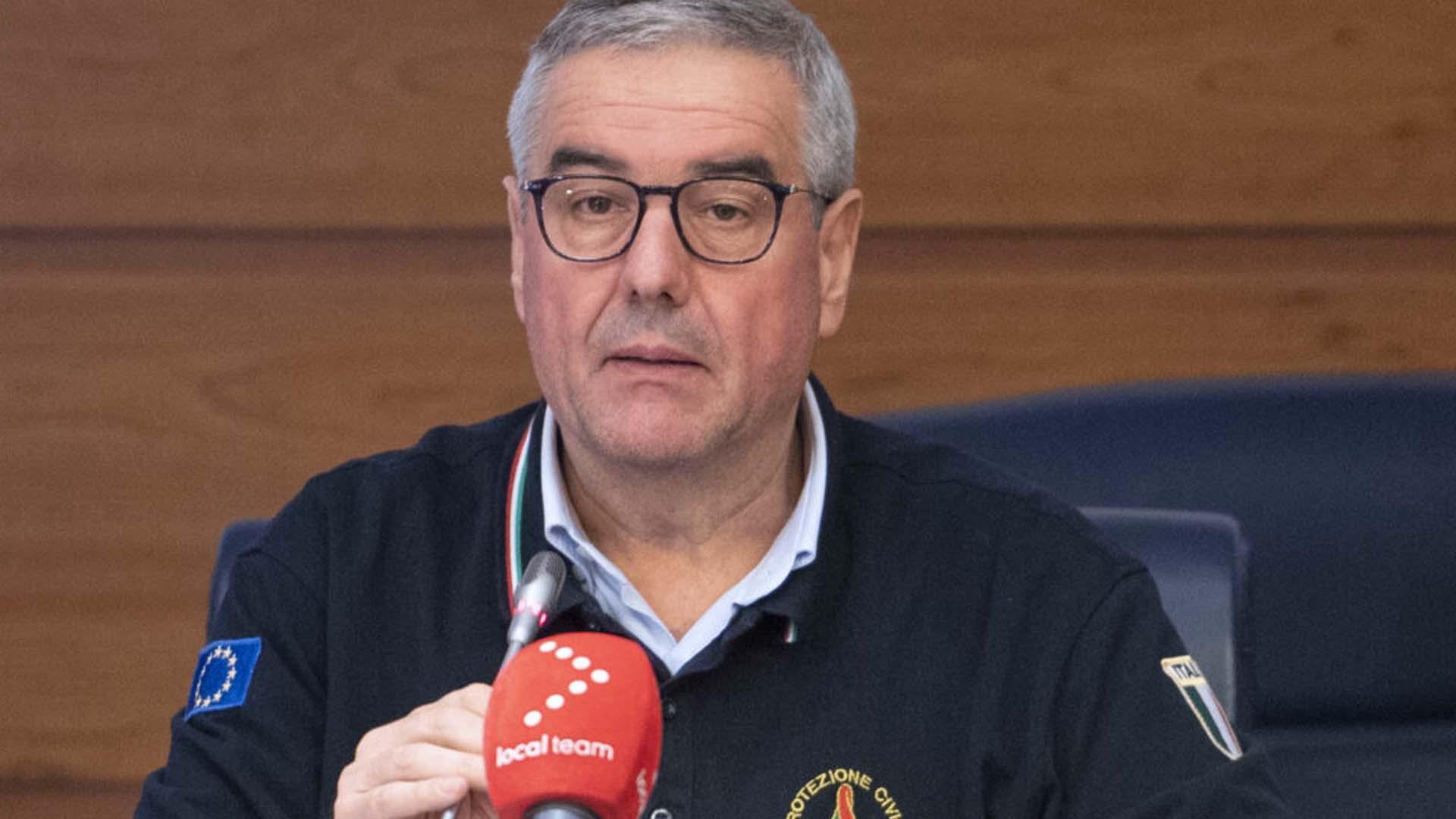 Angelo Borrelli, Capo del Dipartimento della Protezione Civile