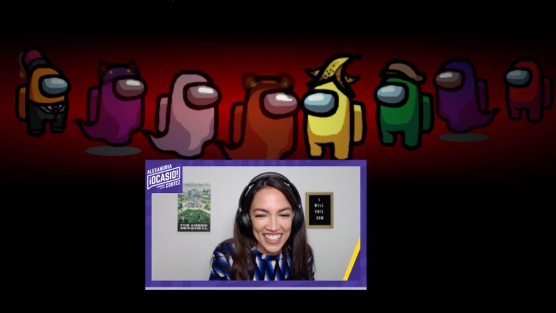 Alexandria Ocasio-Cortez è diventata anche una streamer di Twitch