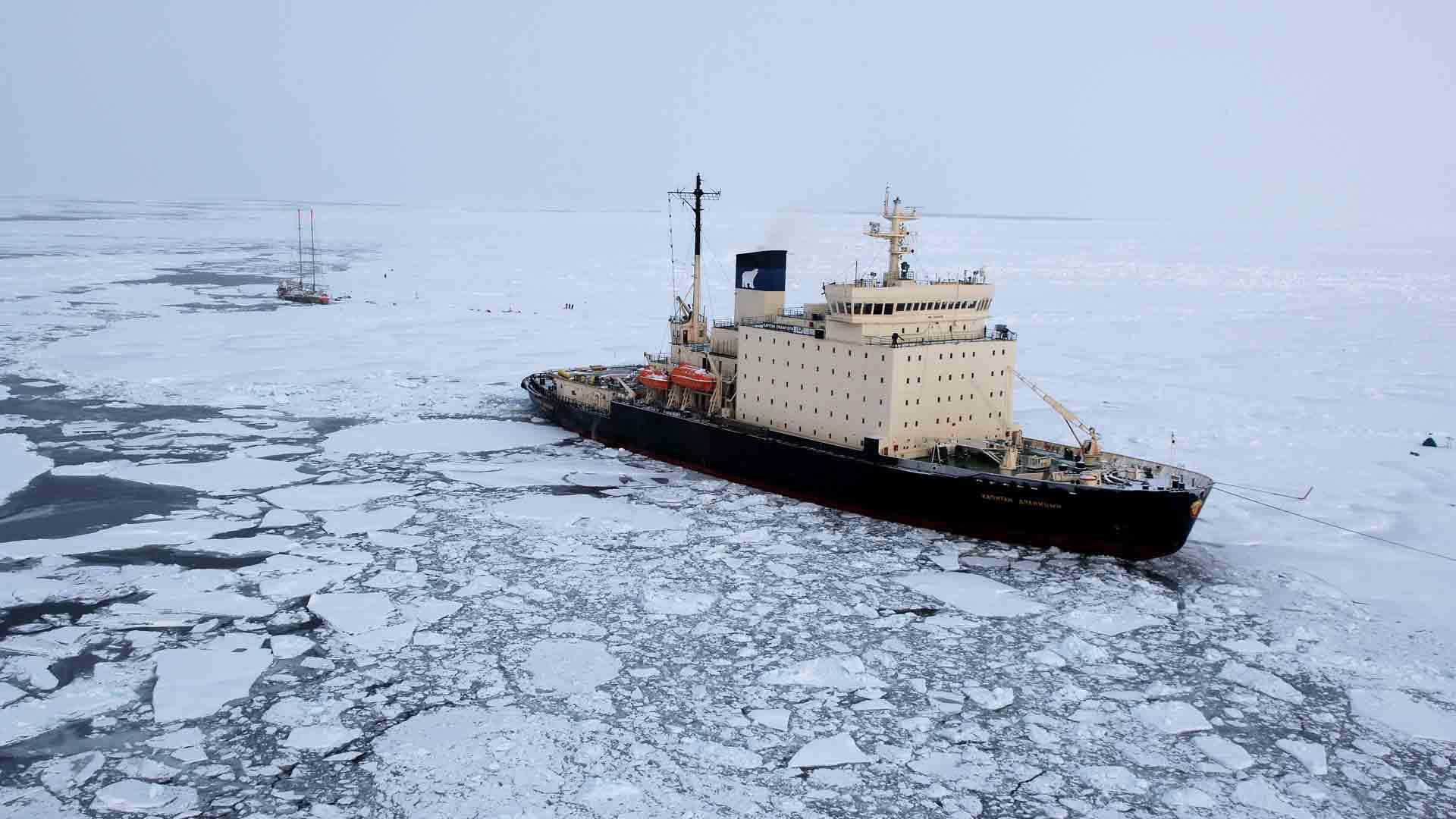 artico anno zero scioglimento dei ghiacci