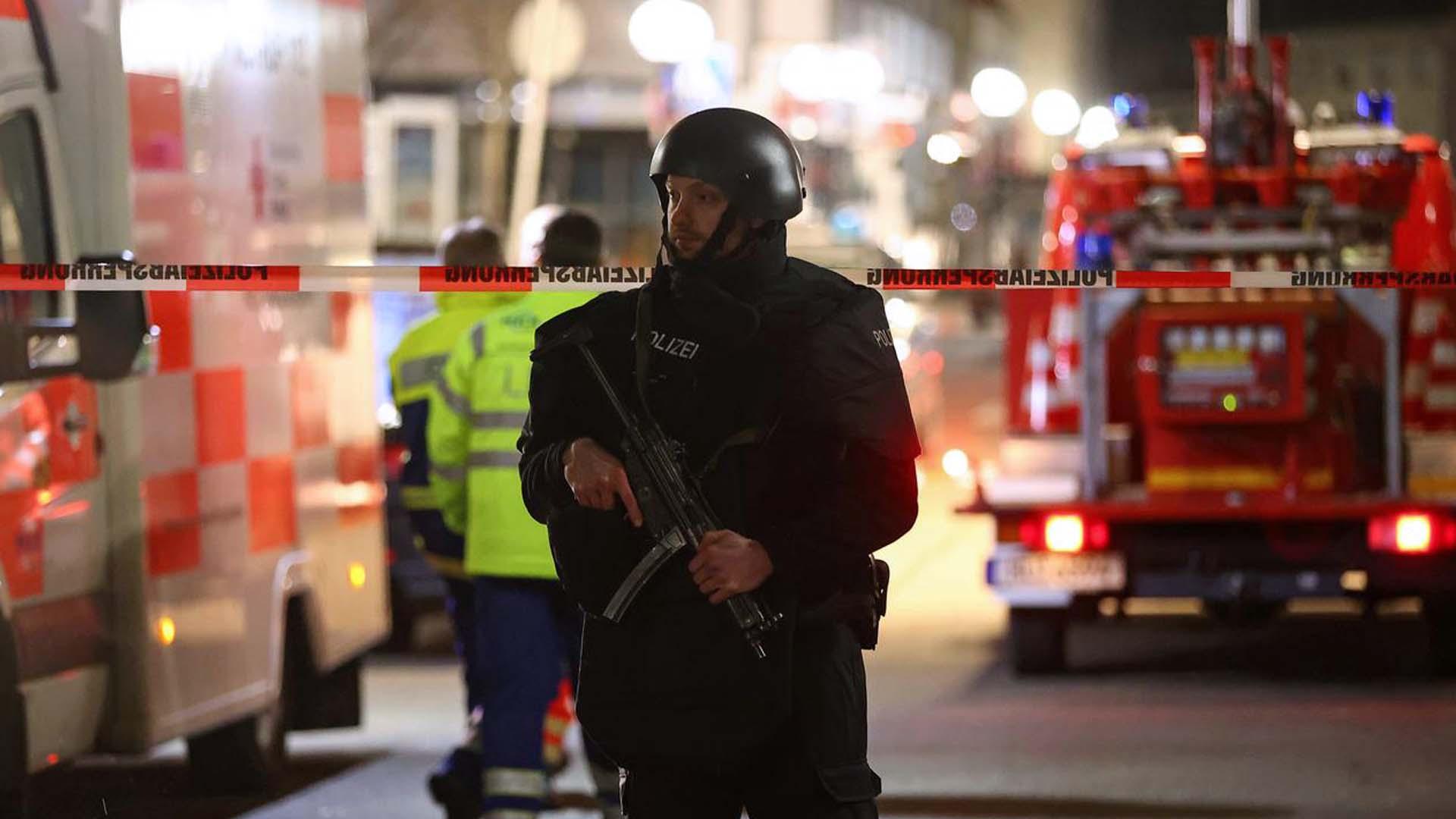 attacco hanau terrorismo destra