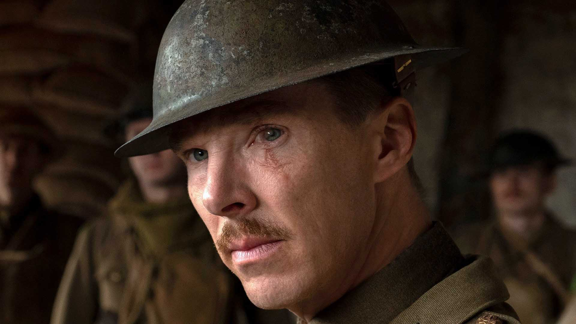 Benedict Cumberbatch in 1917 di Sam Mendes