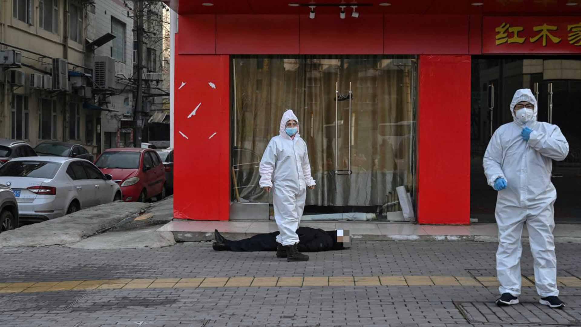 Il coronavirus ha colpito la città di Wuhan