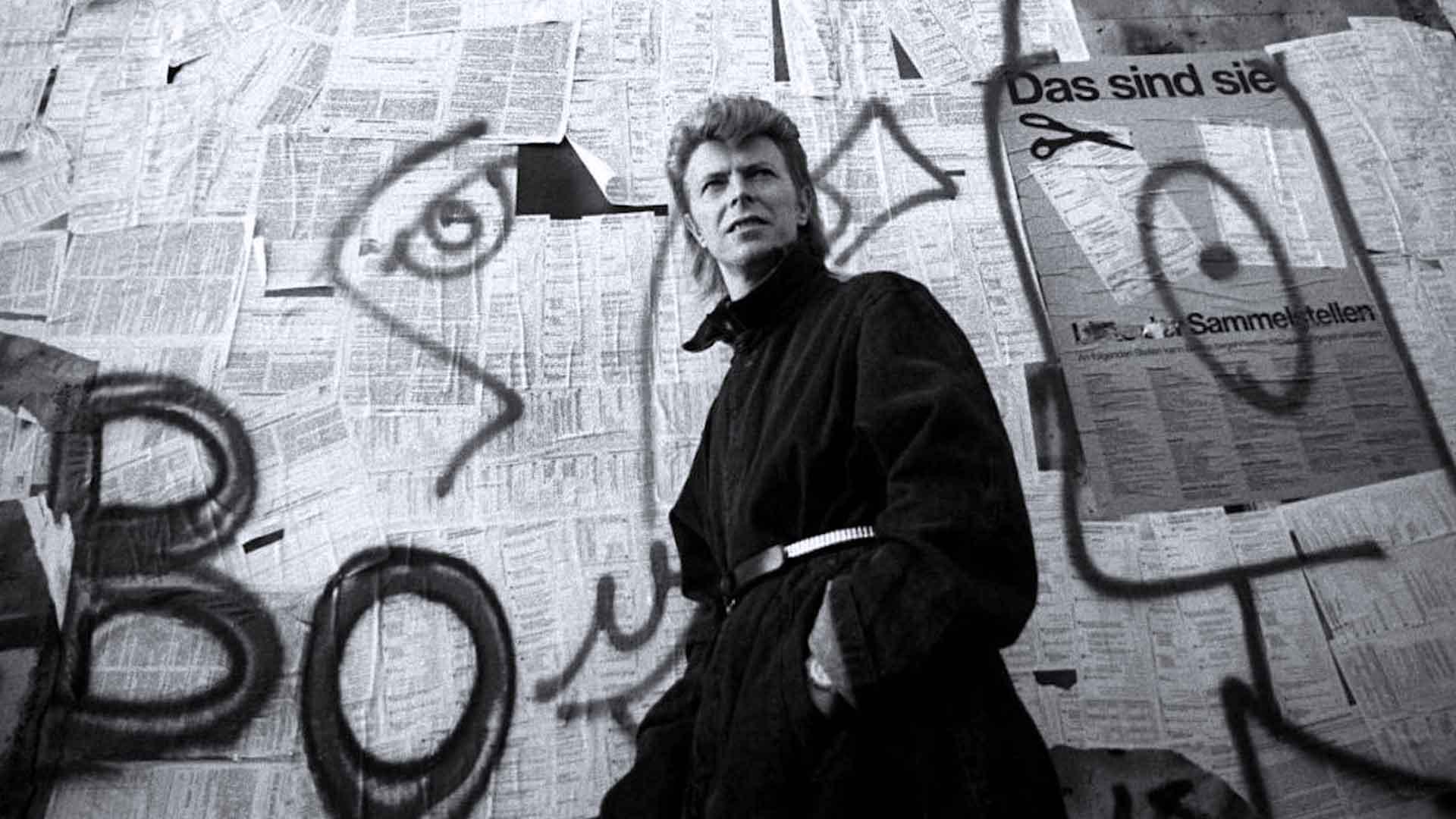 Esther Friedman ha immortalato il periodo berlinese di David Bowie e Iggy Pop