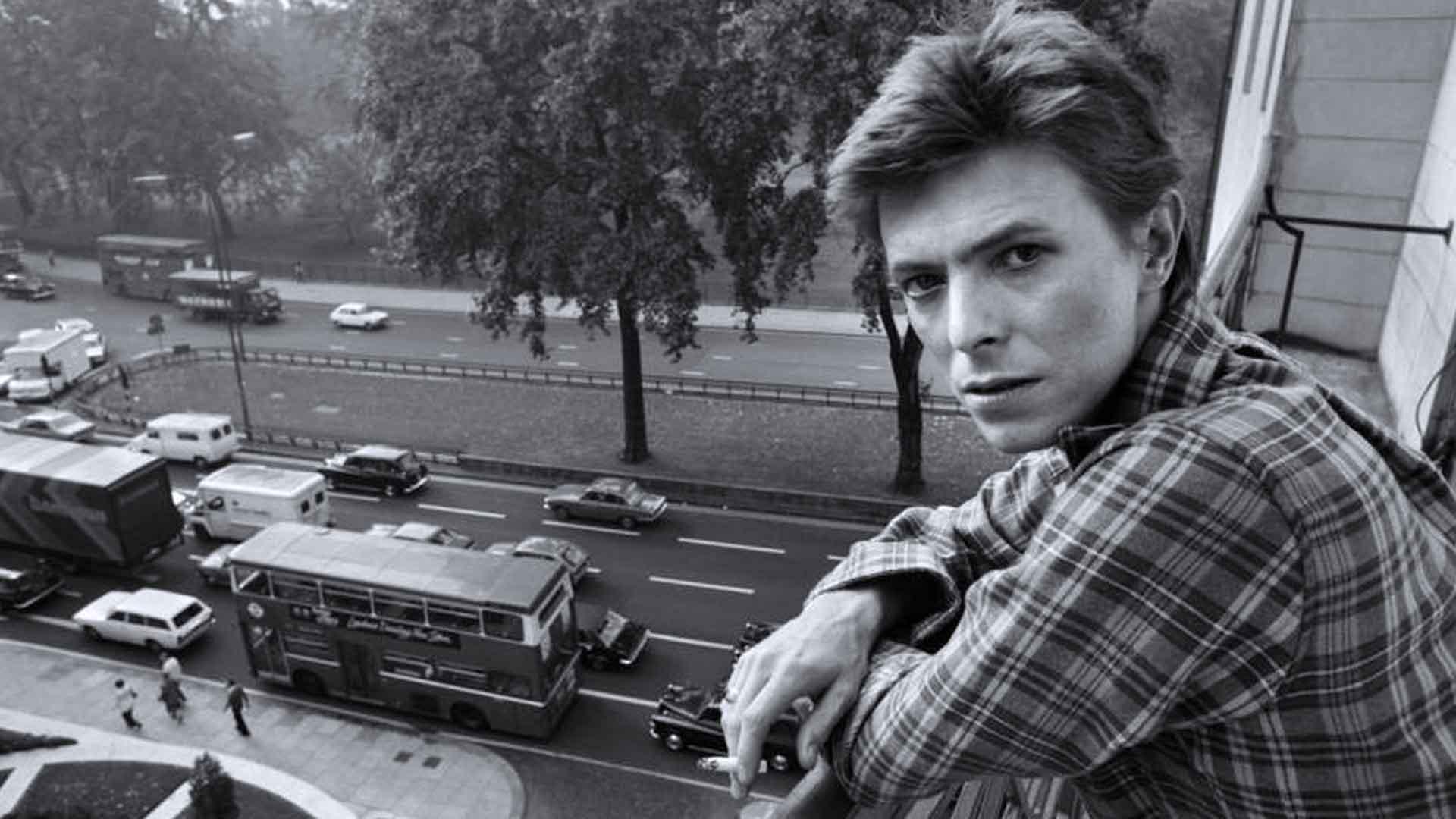 David Bowie a Berlino