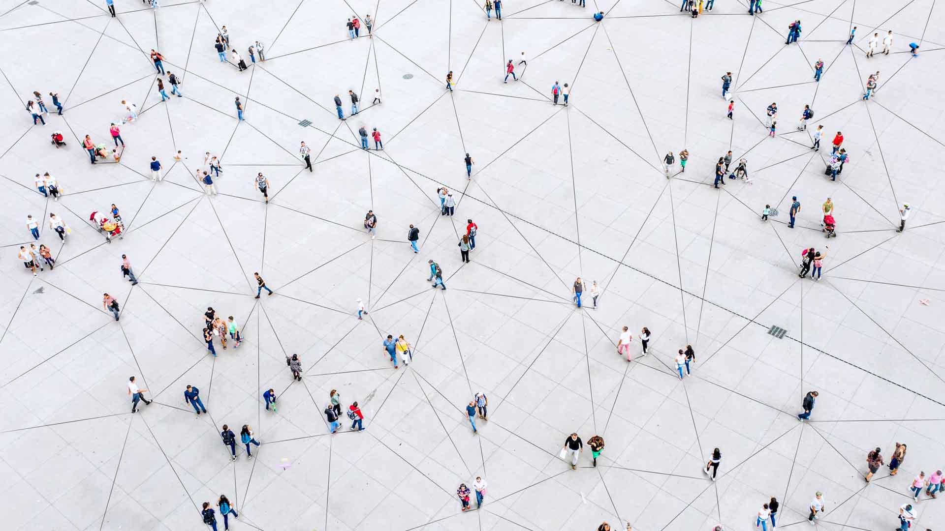 Il distanziamento sociale cambierà la società