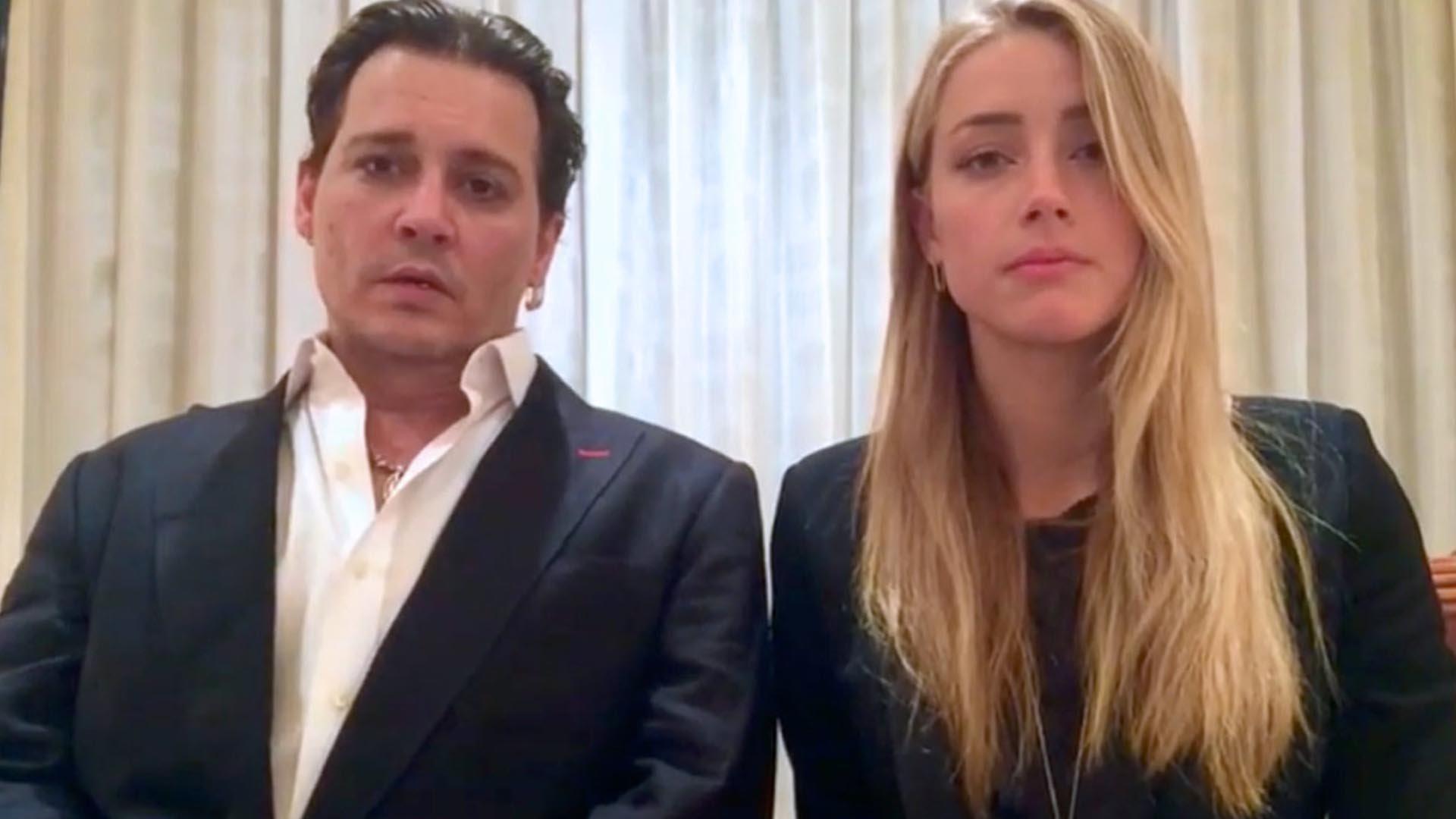 Johnny Depp ed Amber Heard hanno divorziato