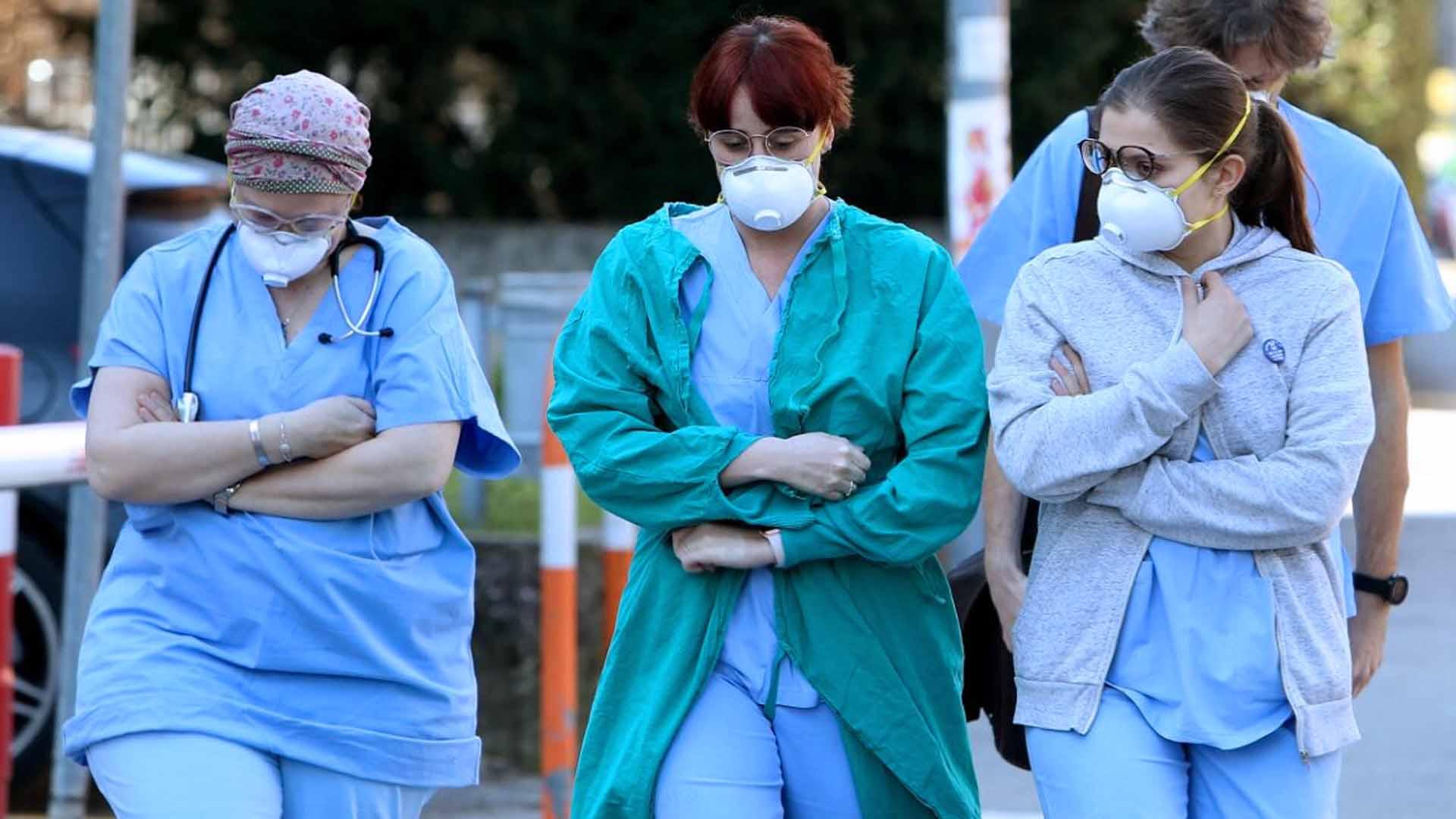 donne sanità coronavirus
