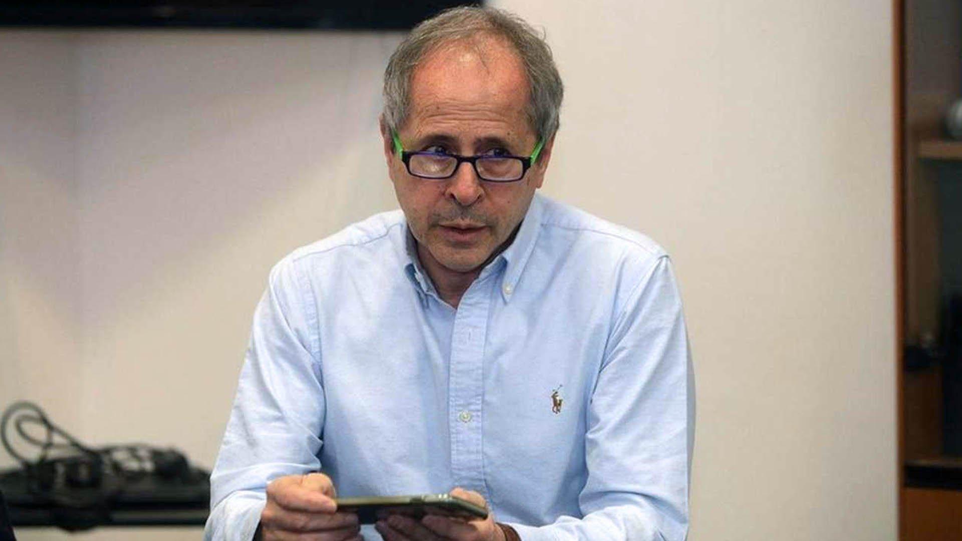 Il dottor Andrea Crisanti