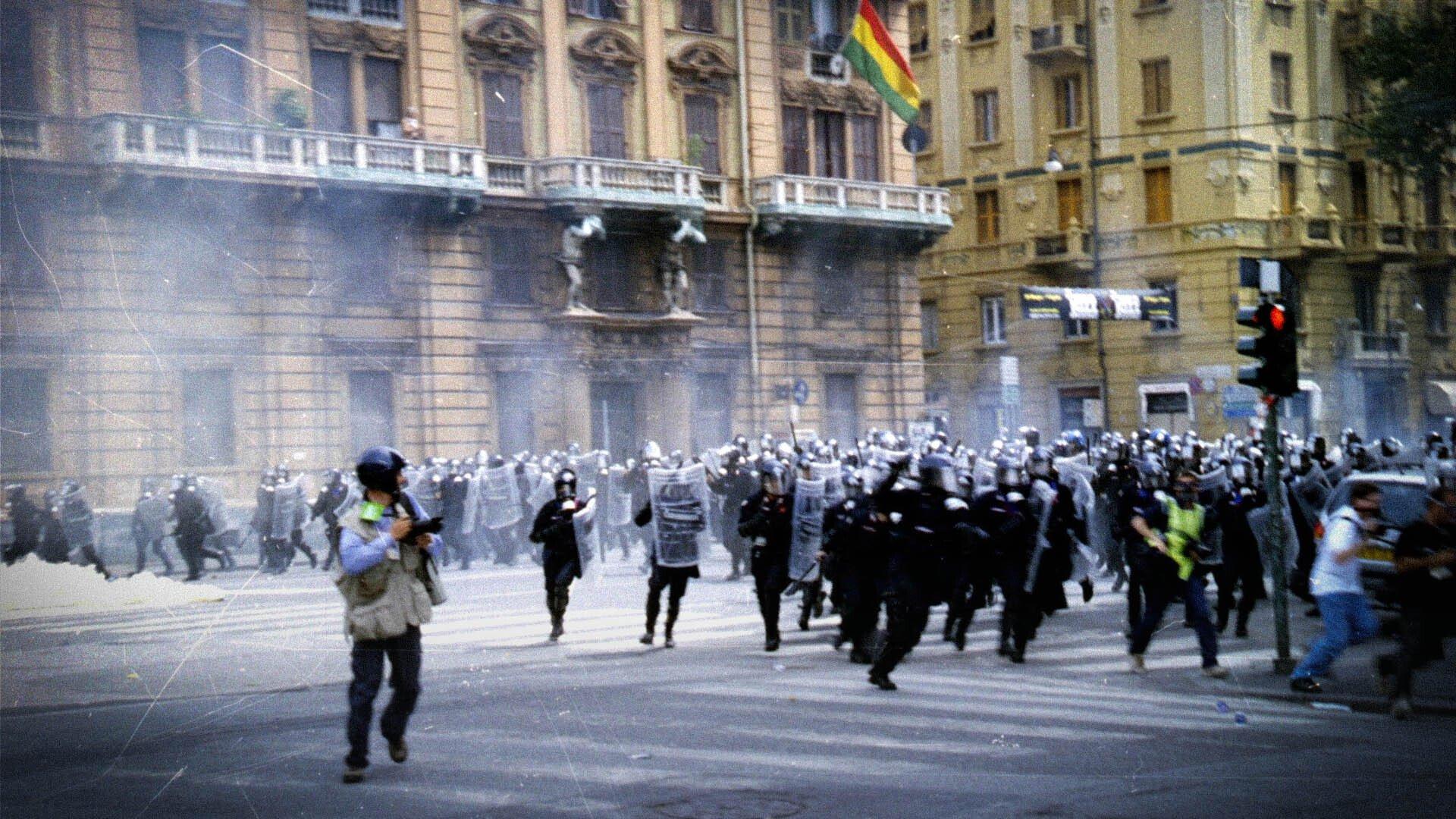 Come il G8 di Genova ha cambiato per sempre media, forze dell