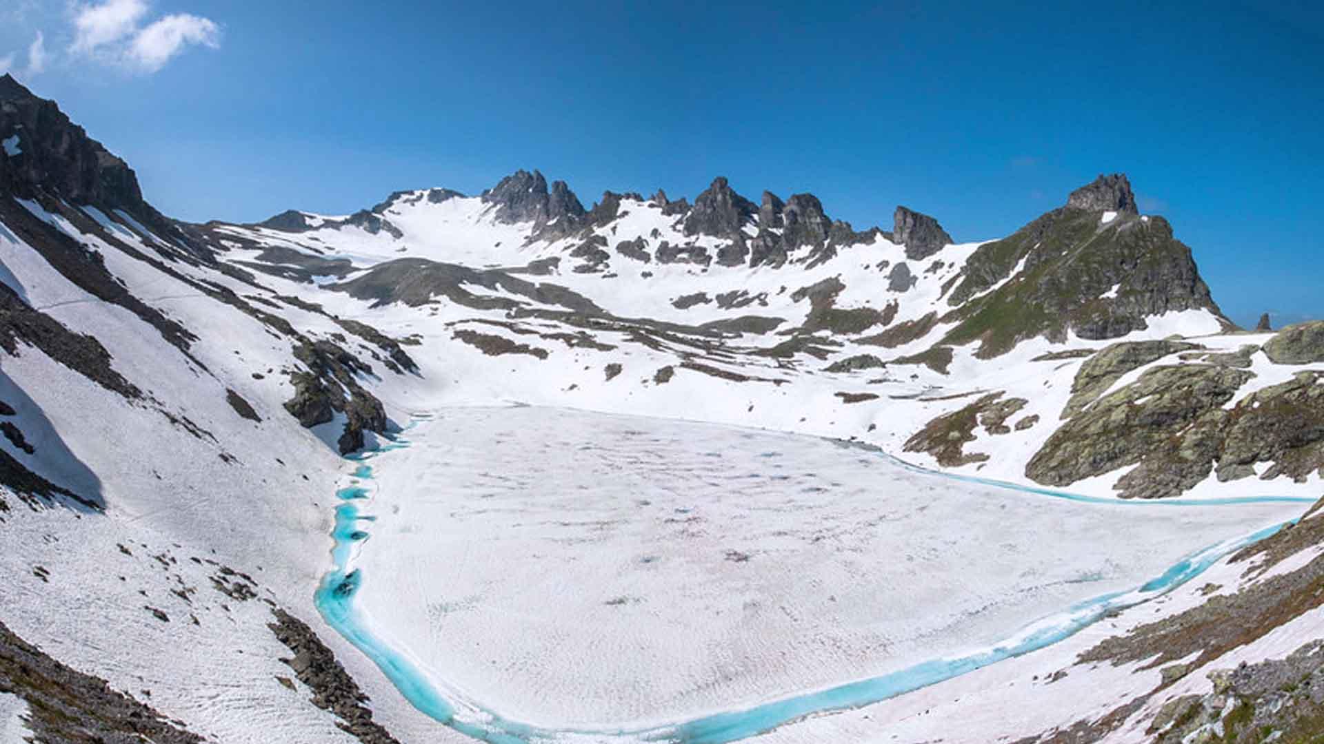 Il ghiacciaio Pizol