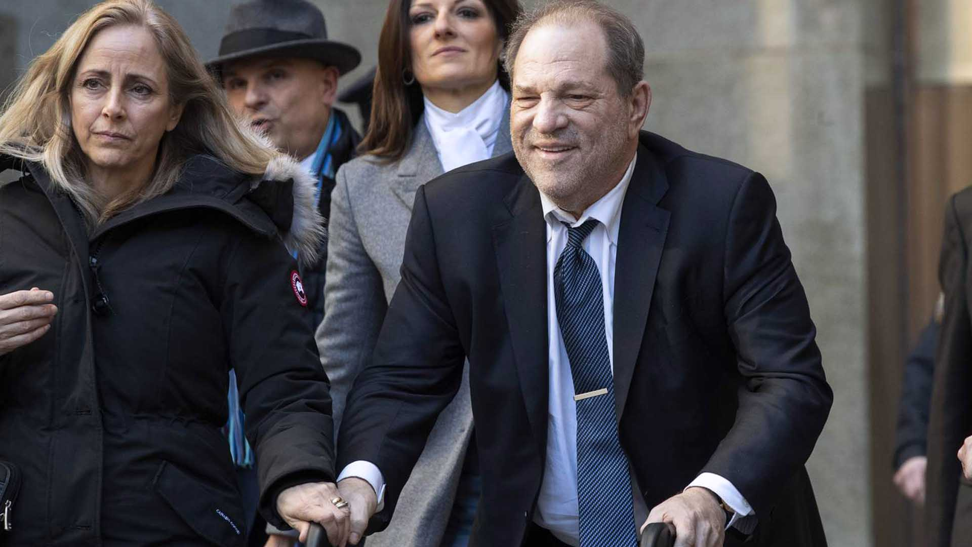 Harvey Weinstein all