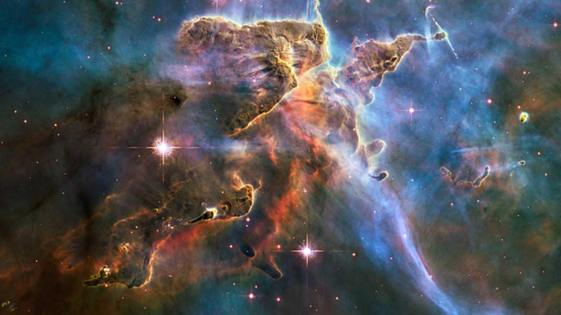 Il telescopio Hubble ti regala una foto per il suo compleanno