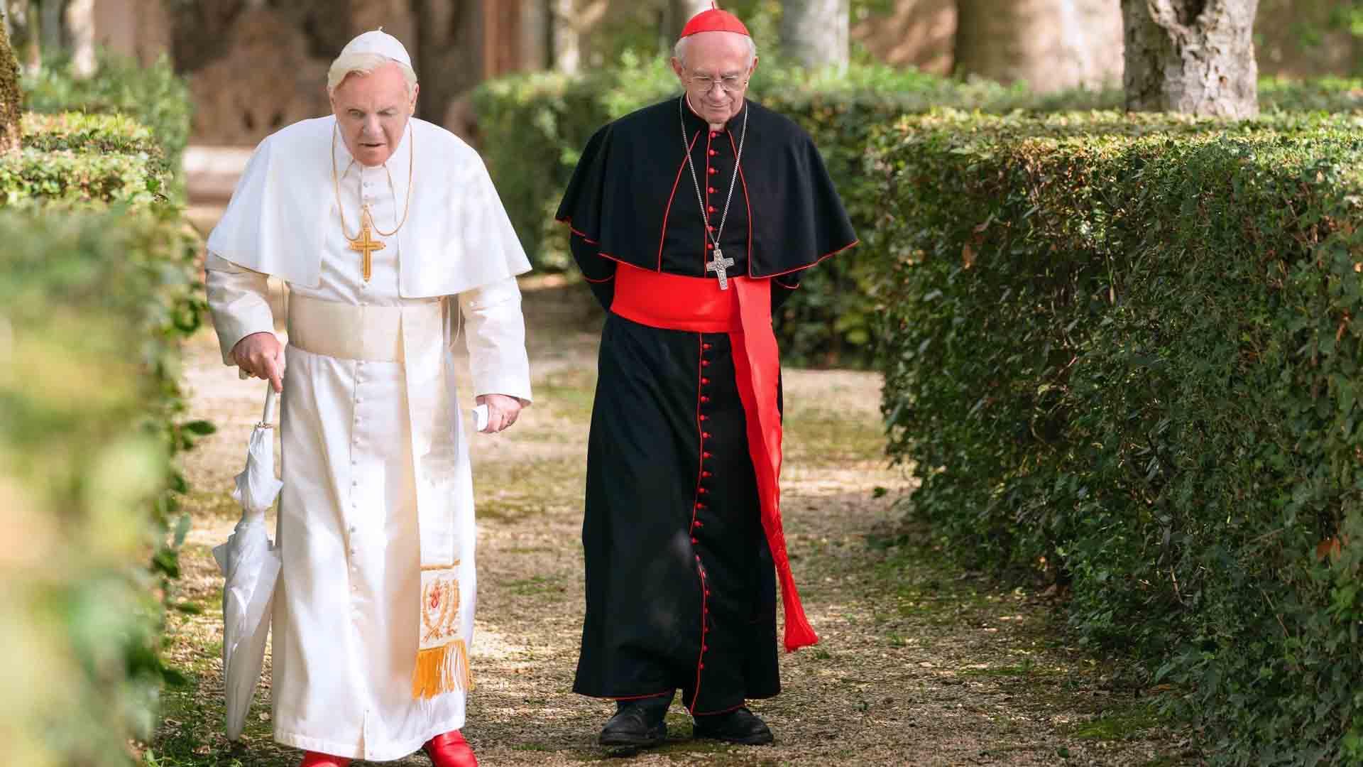 I due papi rappresentano due modi di vedere il pontificato