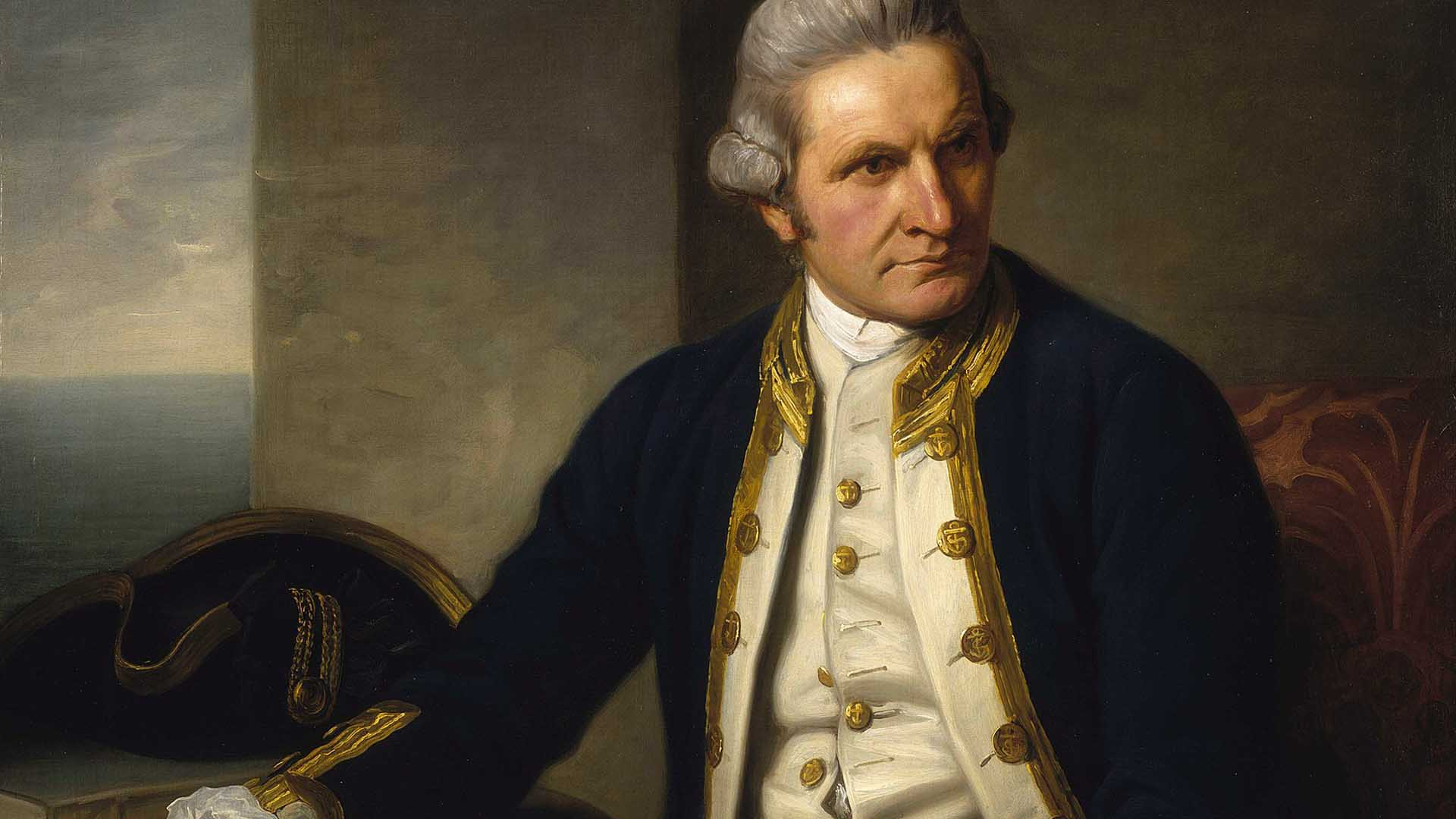 James Cook (1728-1779)