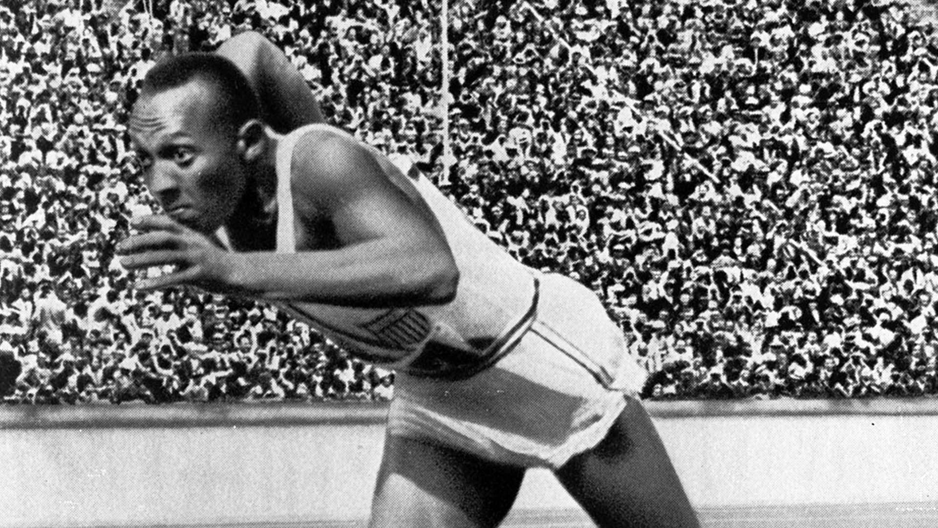 Jesse Owens alle Olimpiadi di Berlino 1936