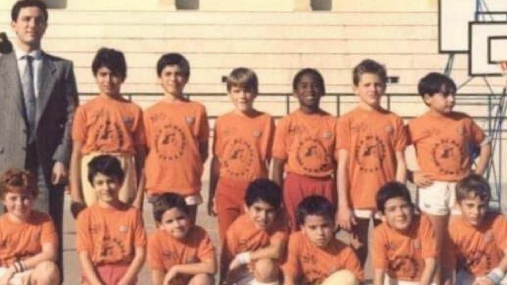 Kobe Bryant ha imparato i fondamentali del basket in Italia