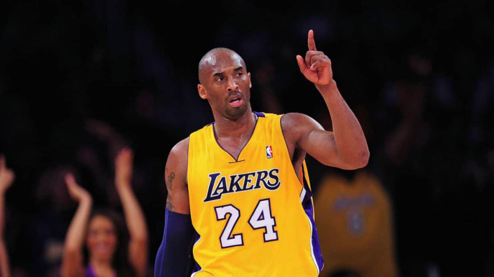 Kobe Bryant Italia