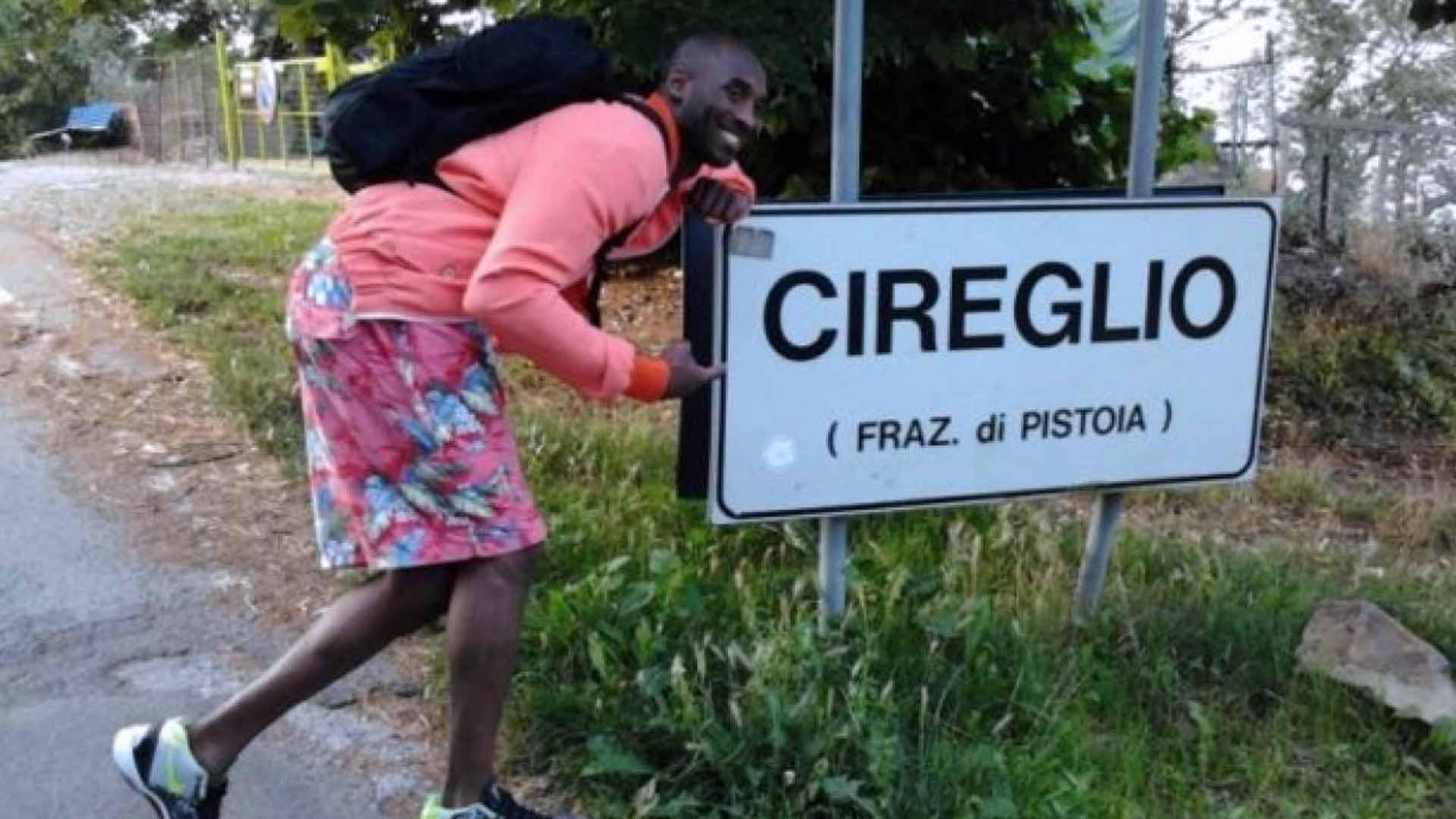 Kobe Bryant ha vissuto a Reggio Emilia, Pistoia, Rieti e Reggio Calabria