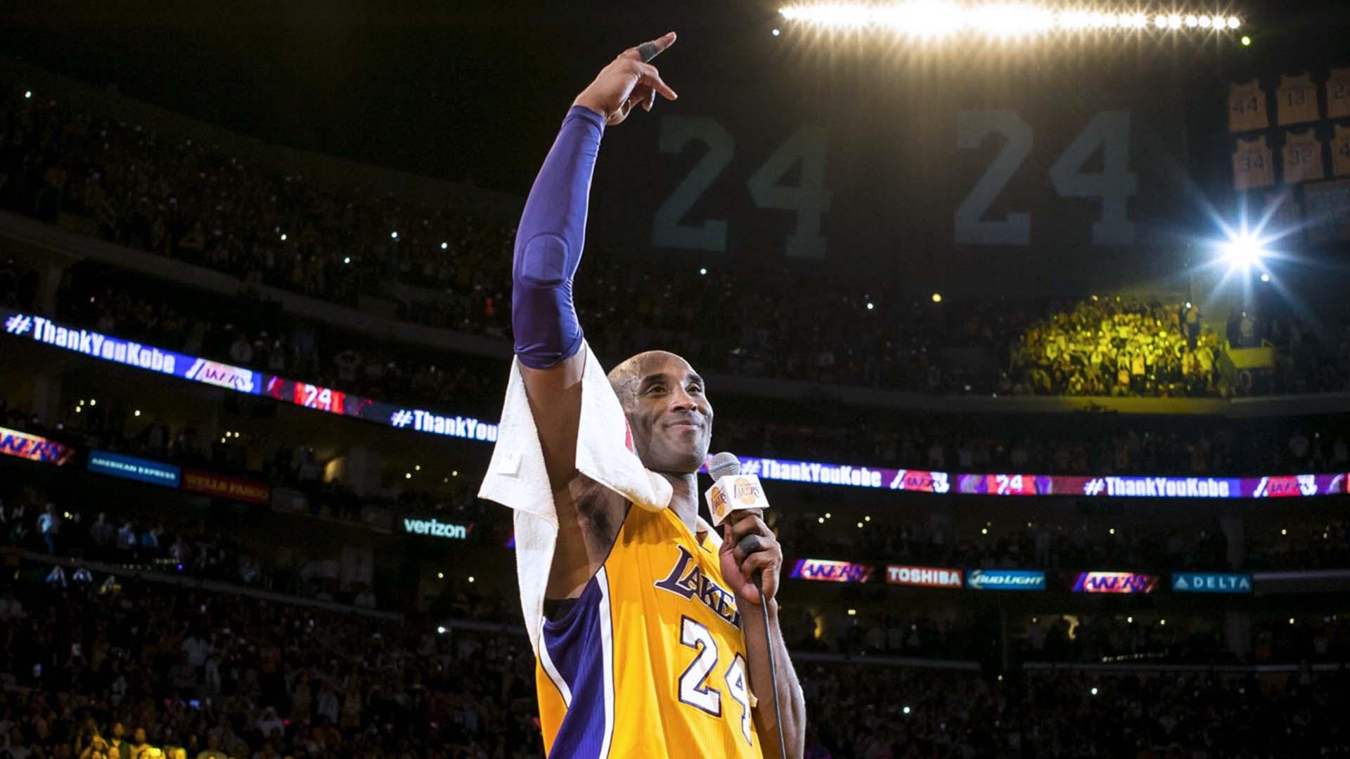 Kobe Bryant è stato uno dei più grandi sportivi della storia
