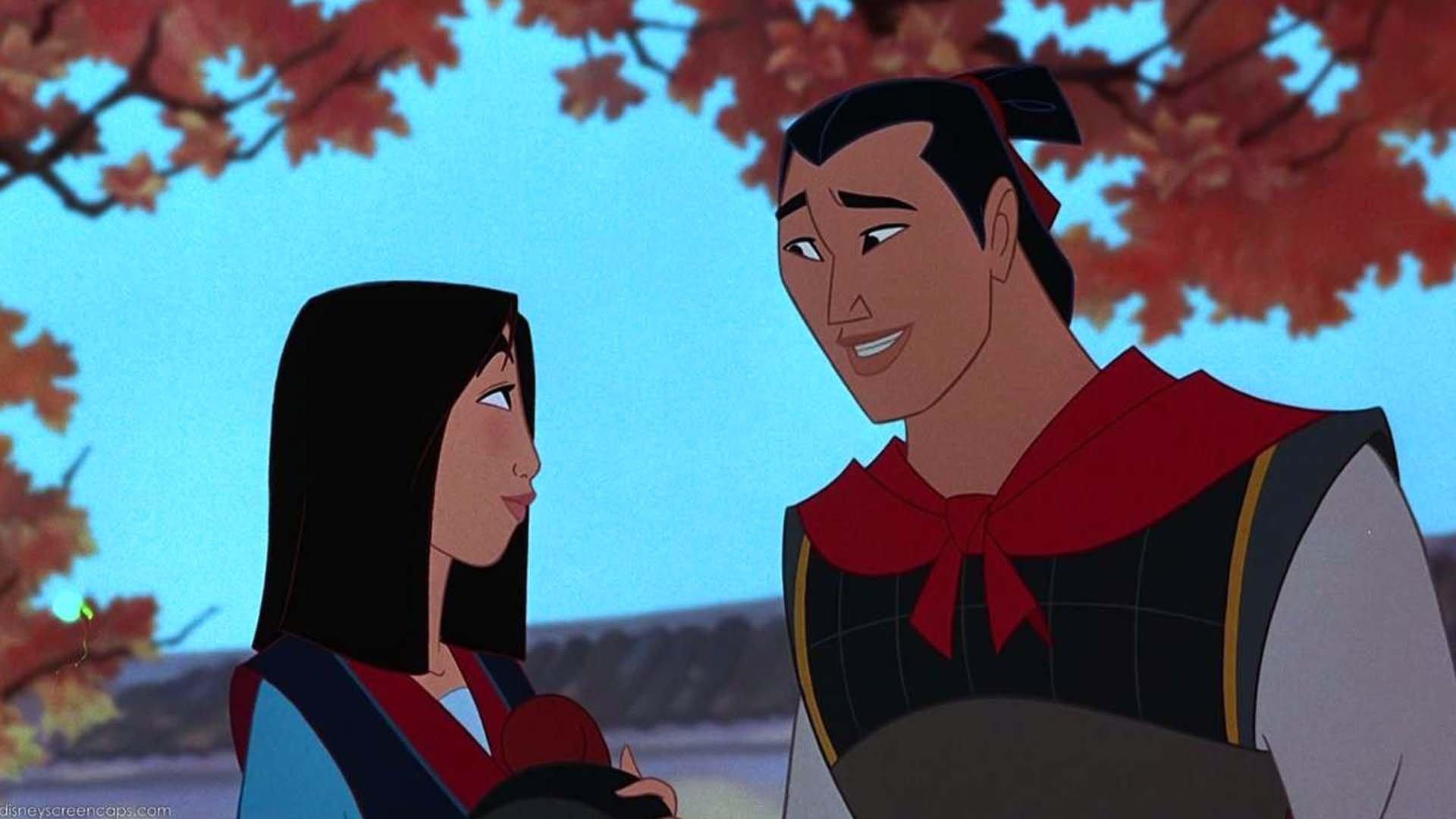 Li Shang è stato eliminato da Mulan