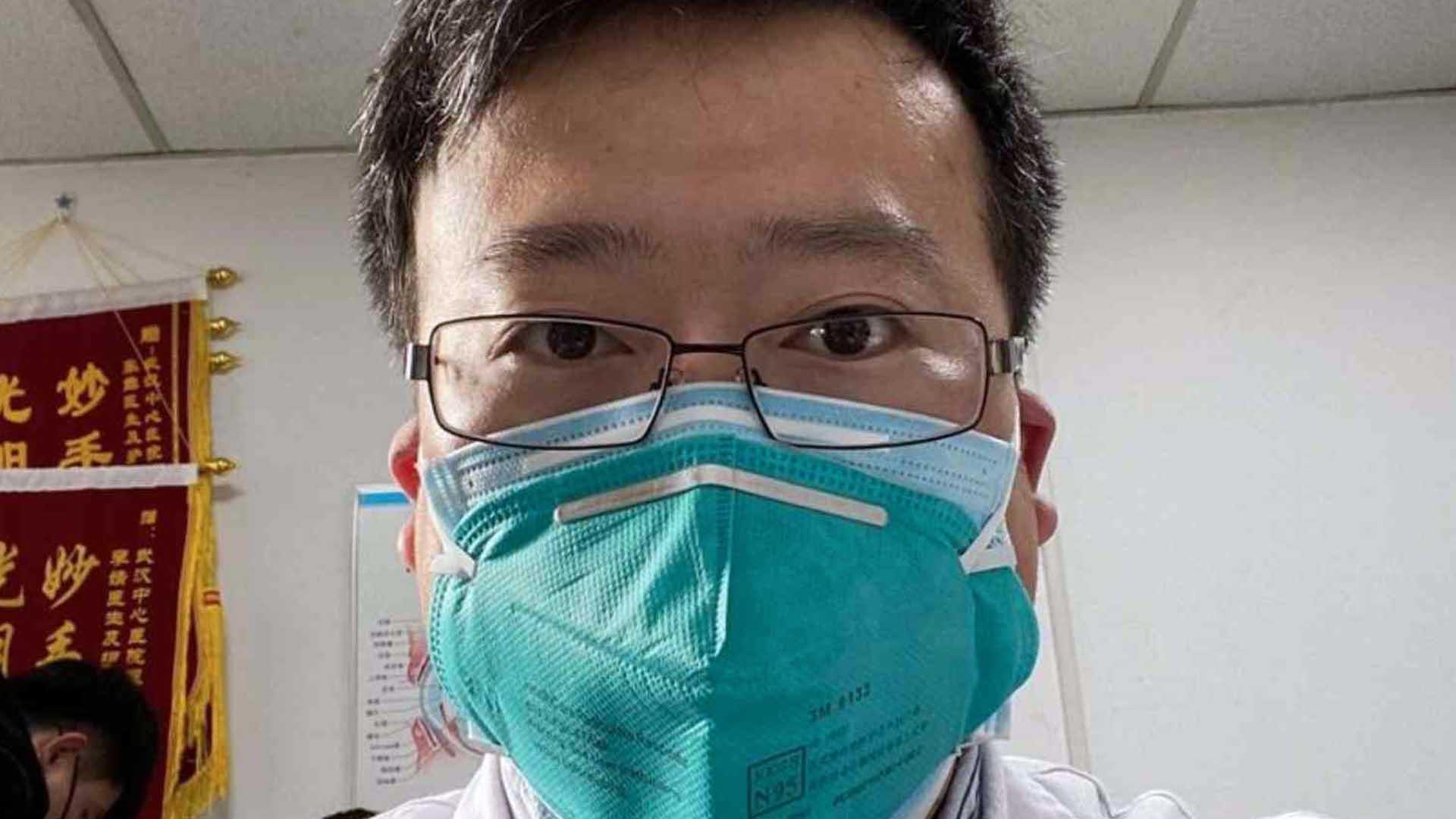 Li Wenliang ha scoperto il coronavirus prima di tutti