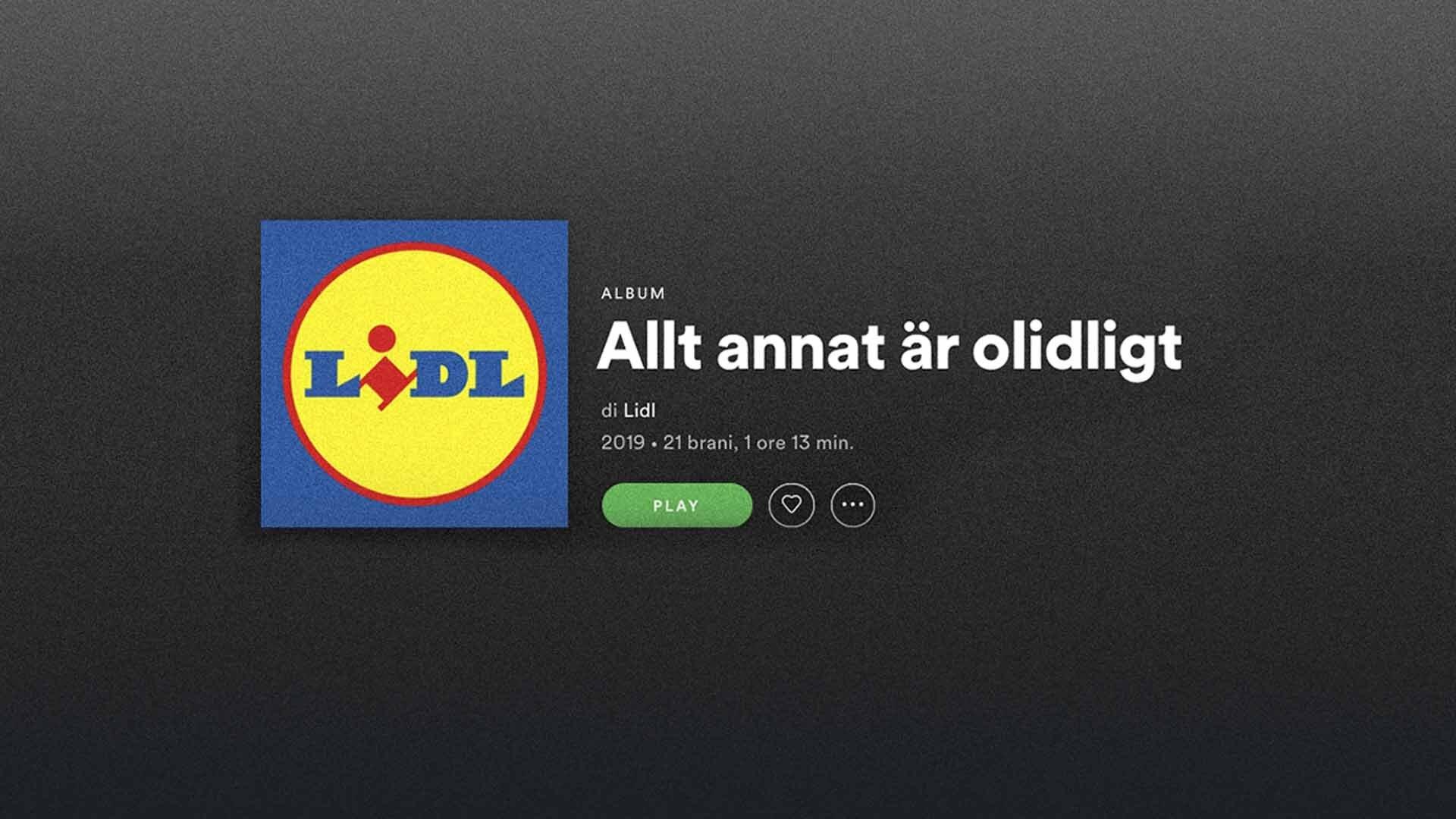 L'album della Lidl è il futuro della musica ambient