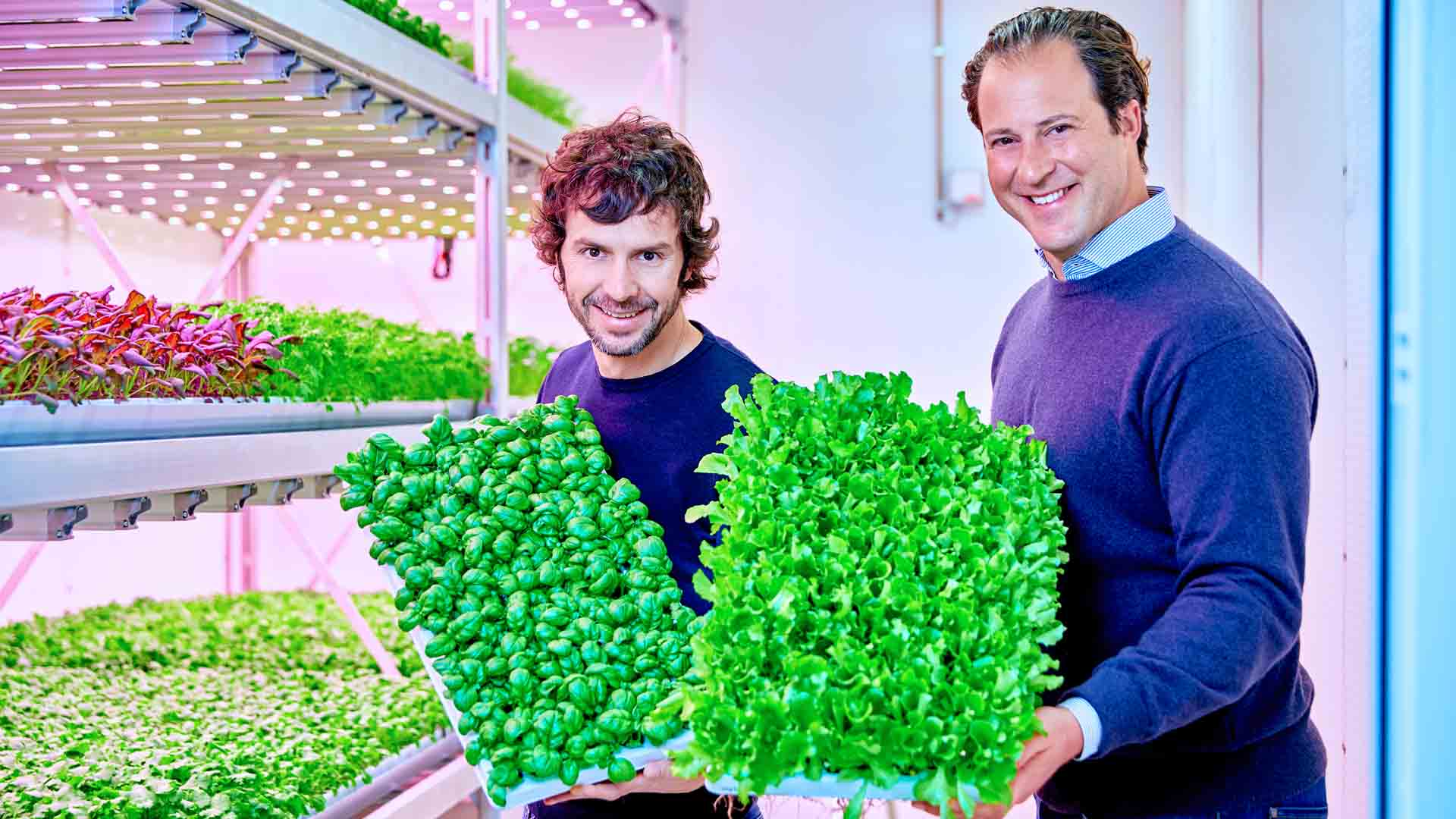 Planet Farms: il futuro dell
