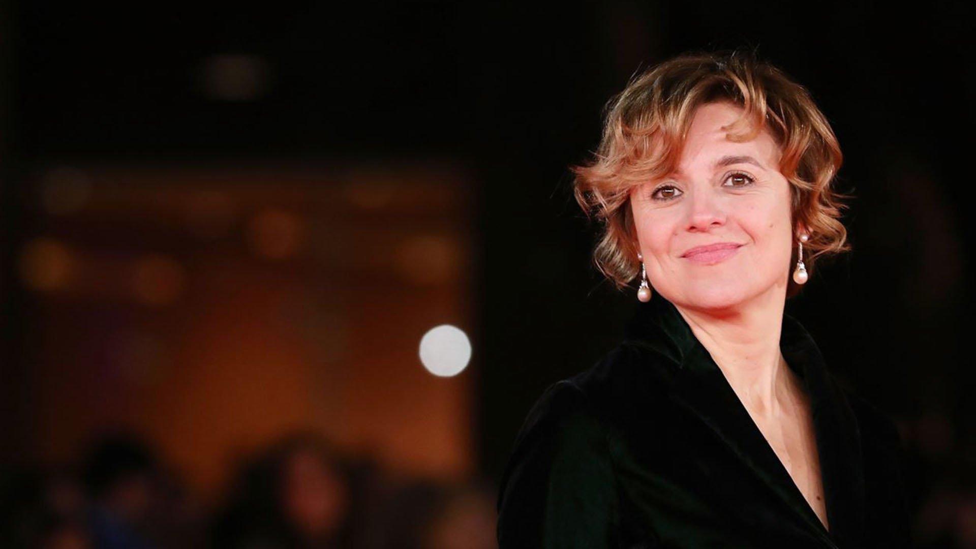 Michela Cescon ha debuttato alla regia con Occhi blu