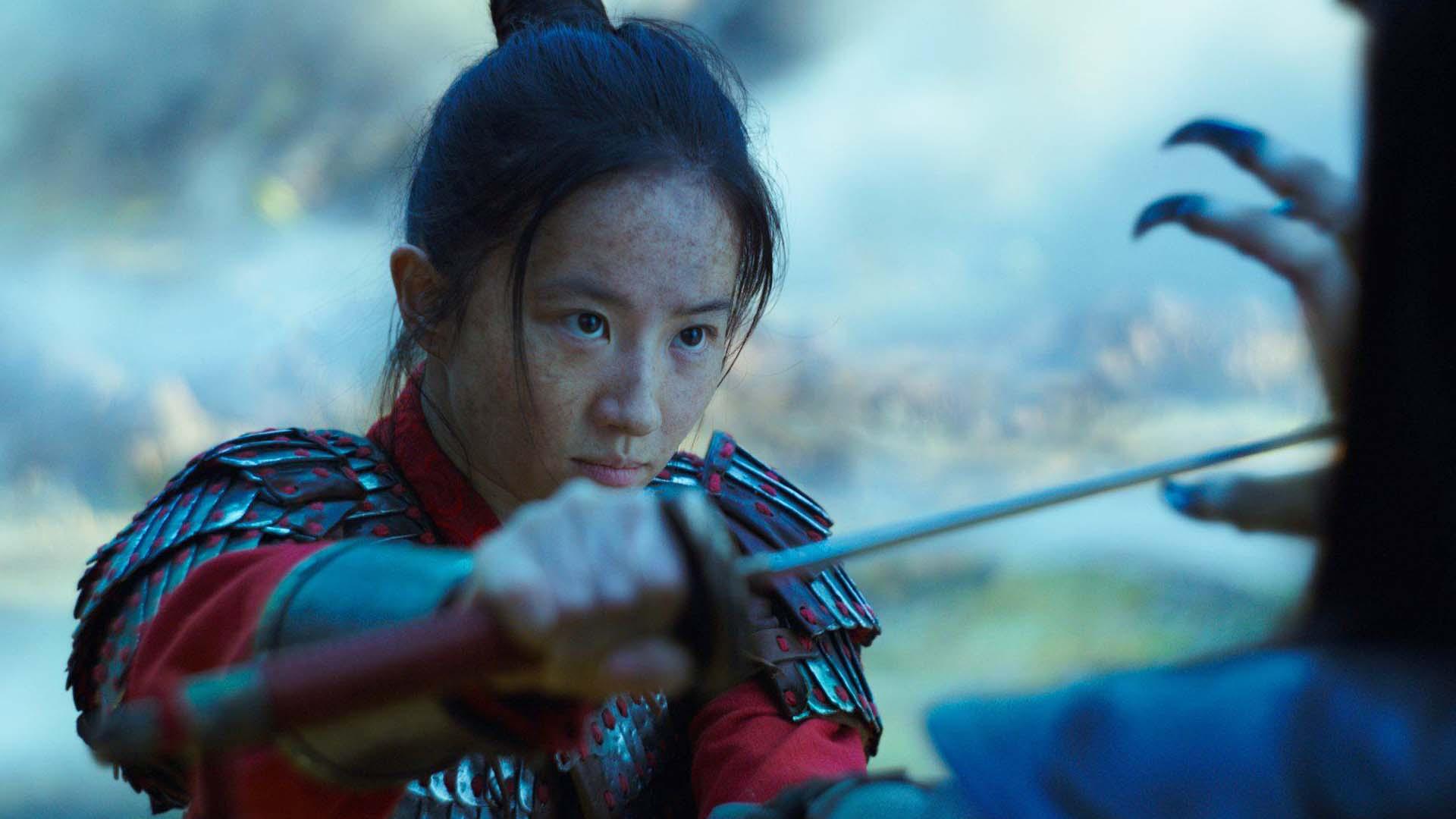 Mulan è Liu Yifei