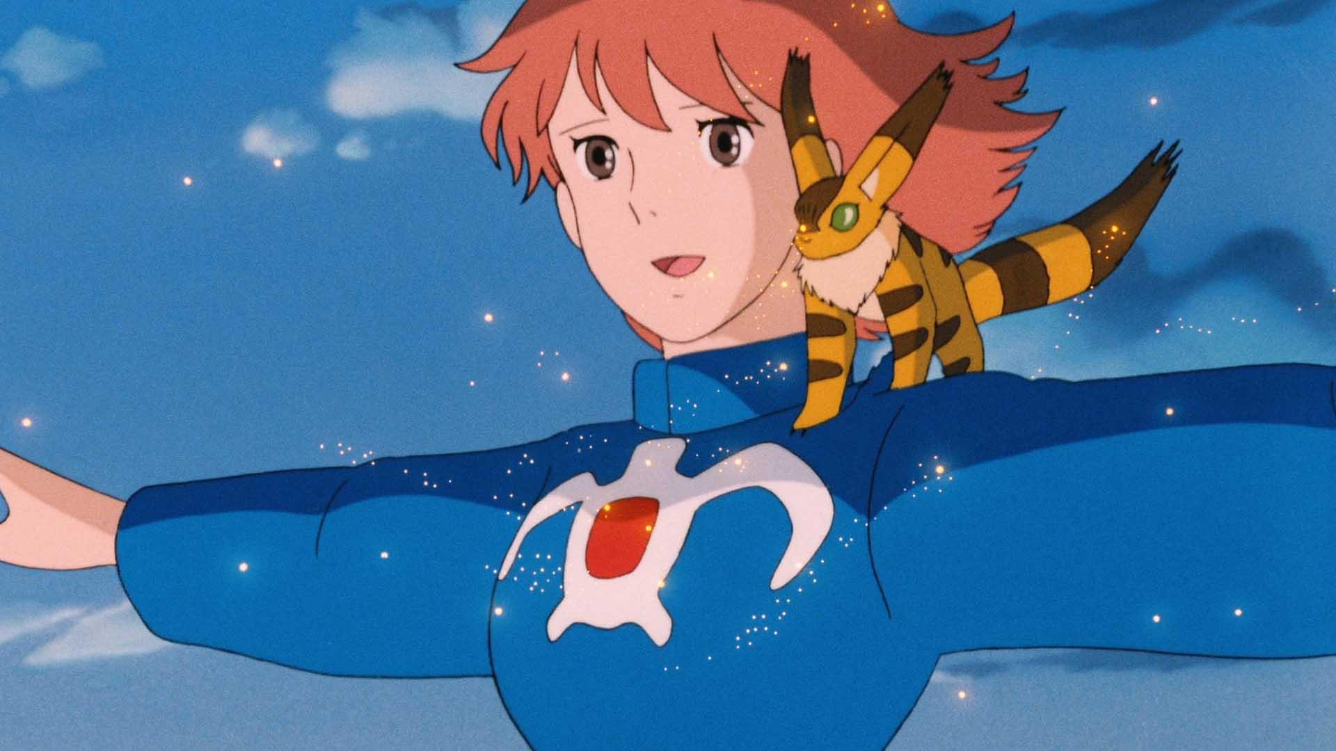 Nausicaa di Hayao Miyazaki sarà su Netflix il 1 Marzo