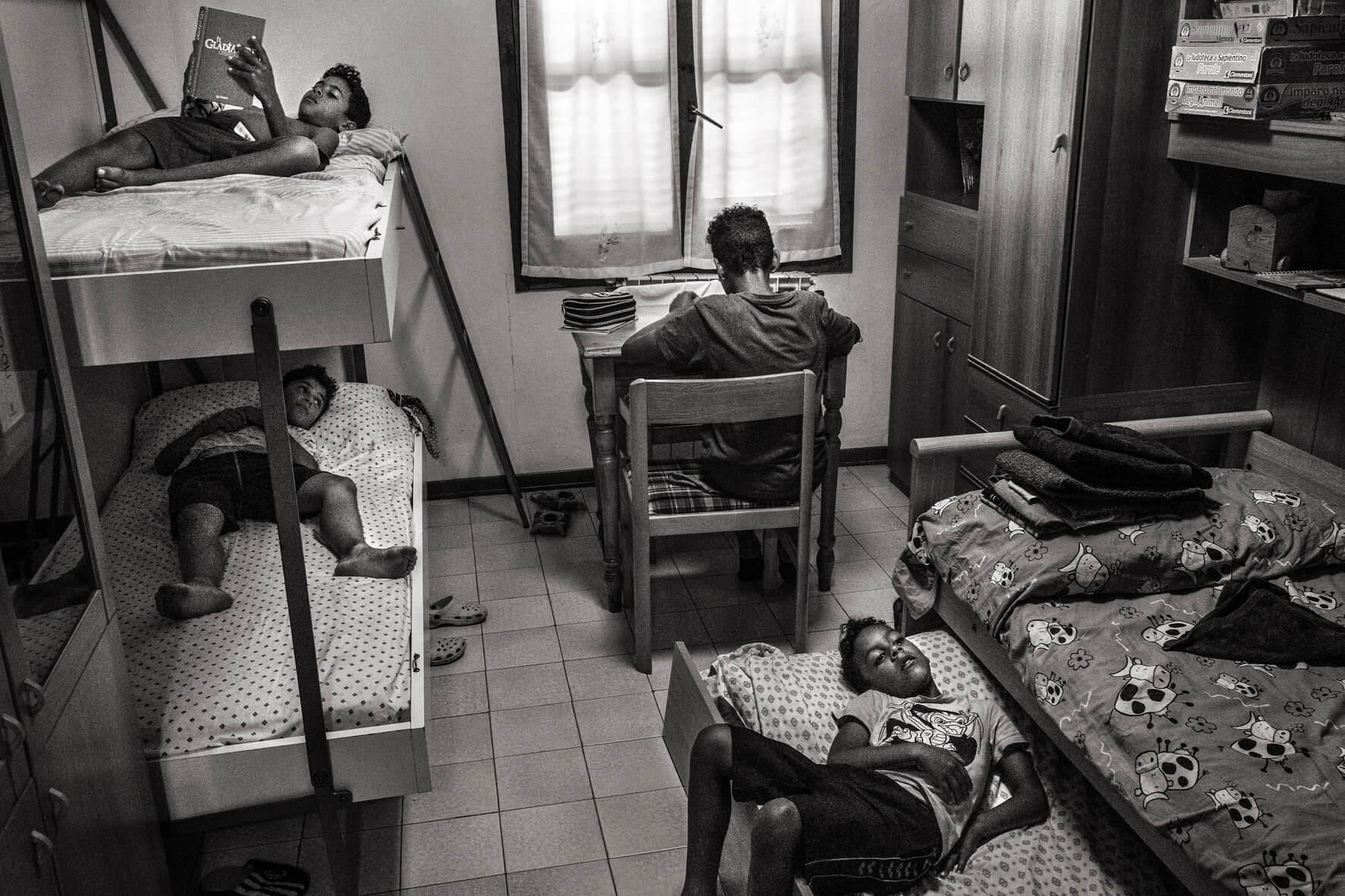 Nomadelfia, un'oasi di fraternità - Enrico Genovesi