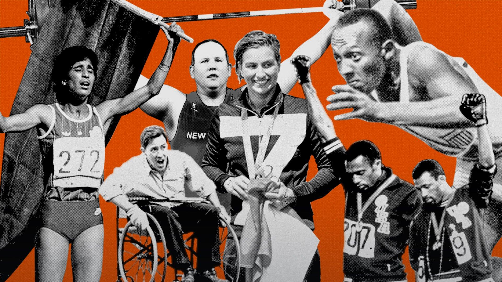 Le storie olimpiche che hanno cambiato la società