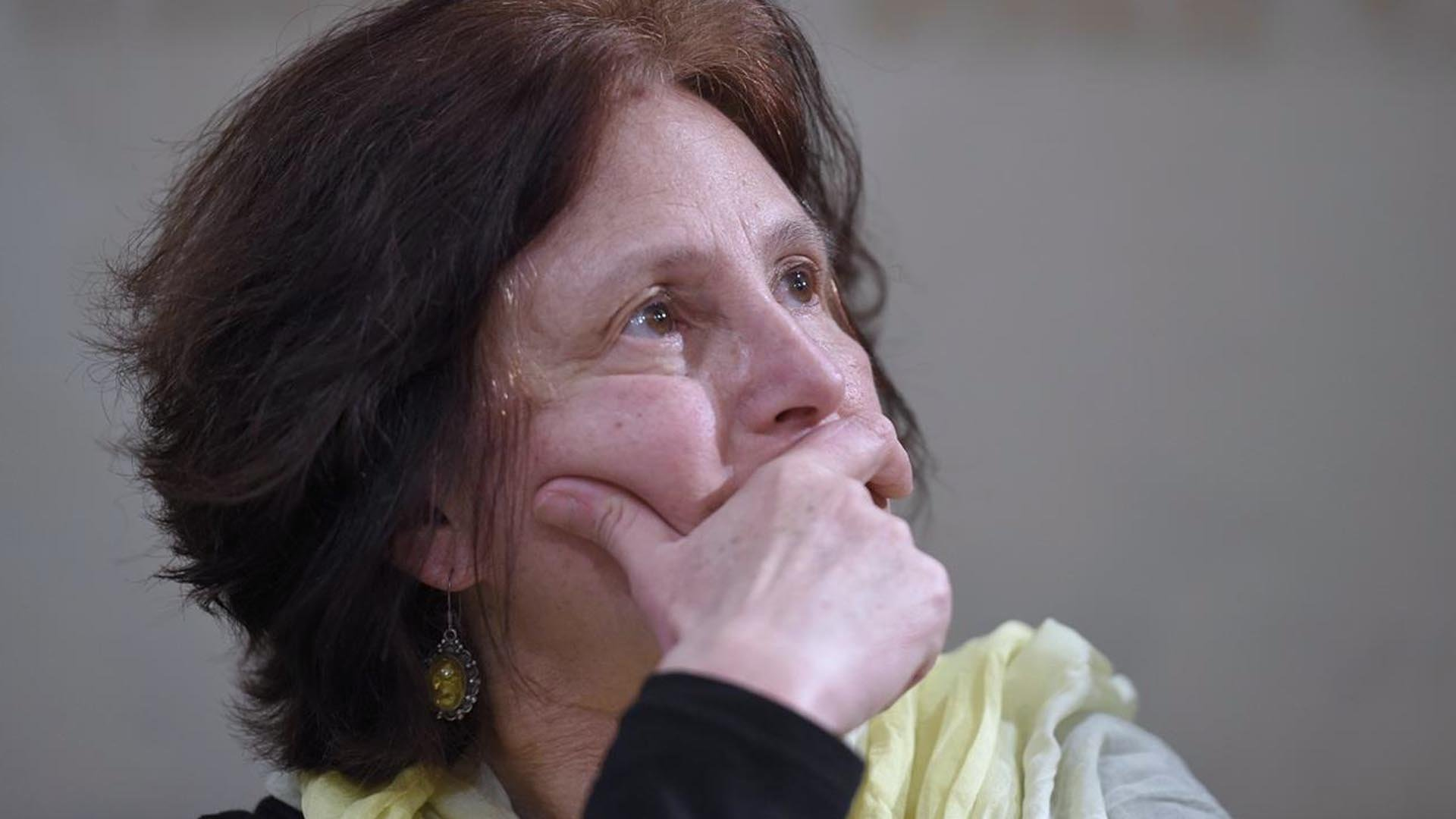 Paola, madre di Giulio regeni