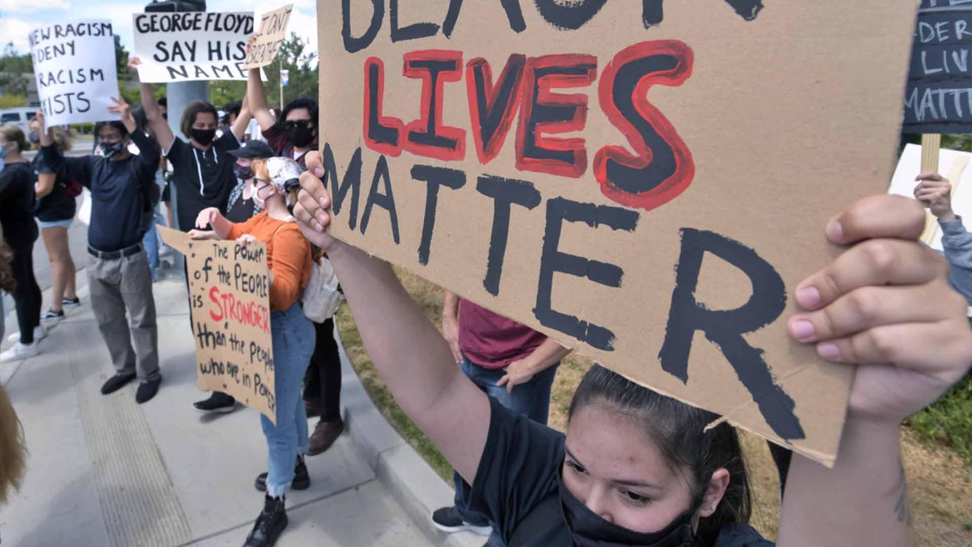 Le proteste di Black Lives Matter
