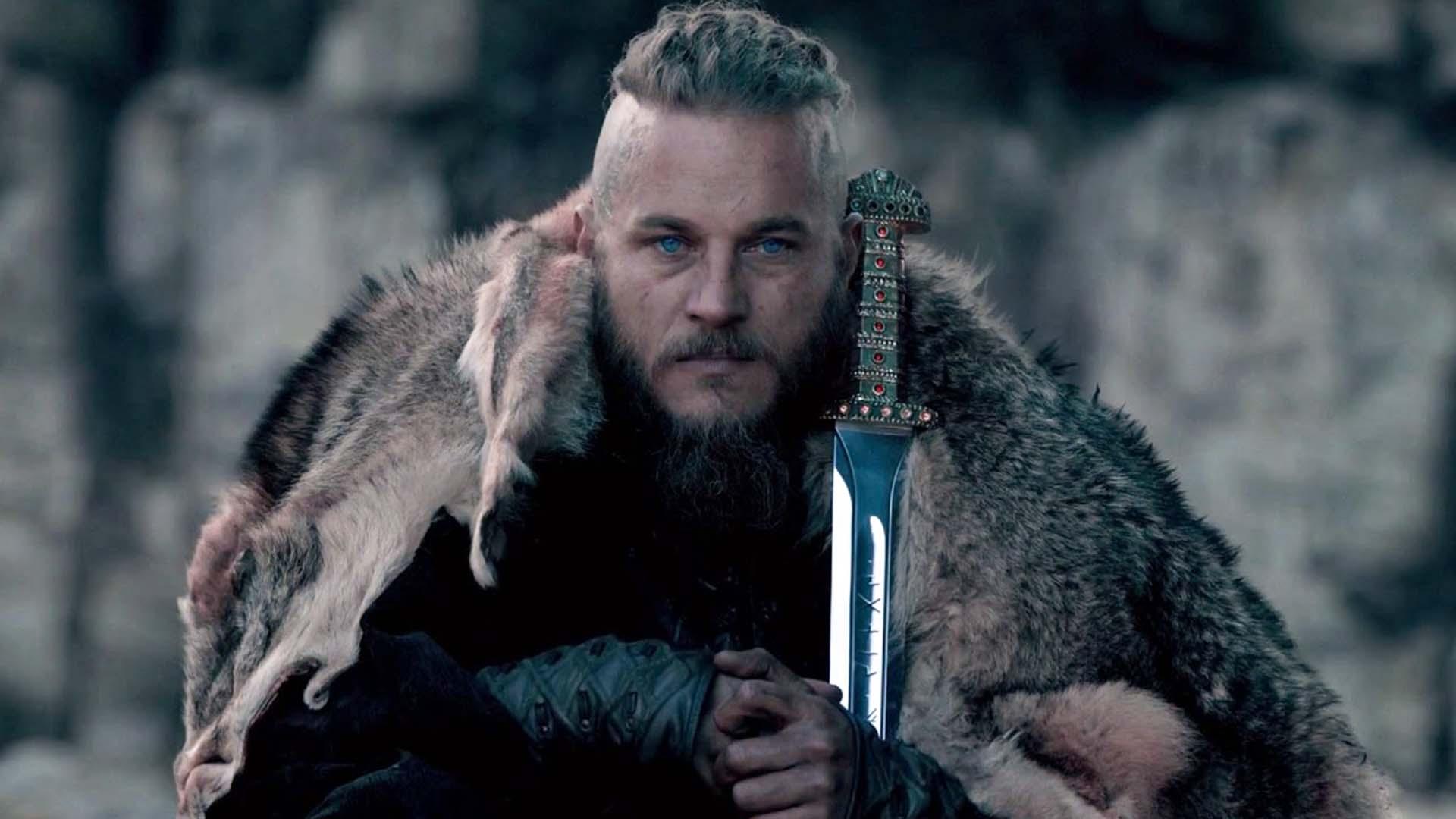 Ragnar Lothbrok in Vikings