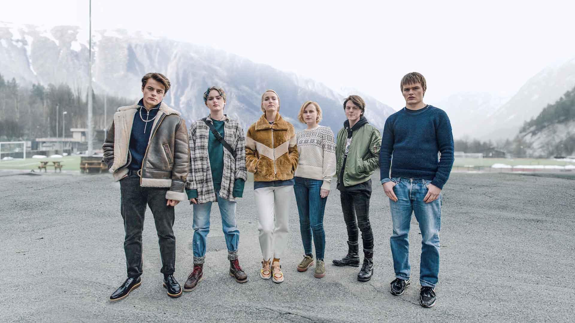 Ragnarok è il nuovo teen drama di Netflix