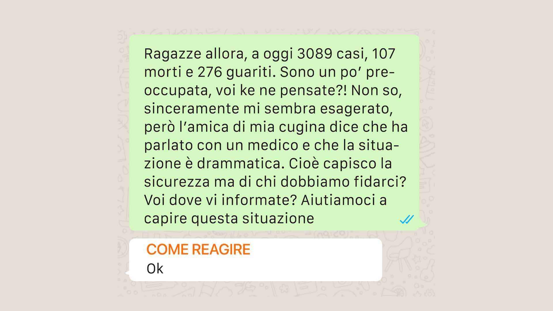 Il retroscena