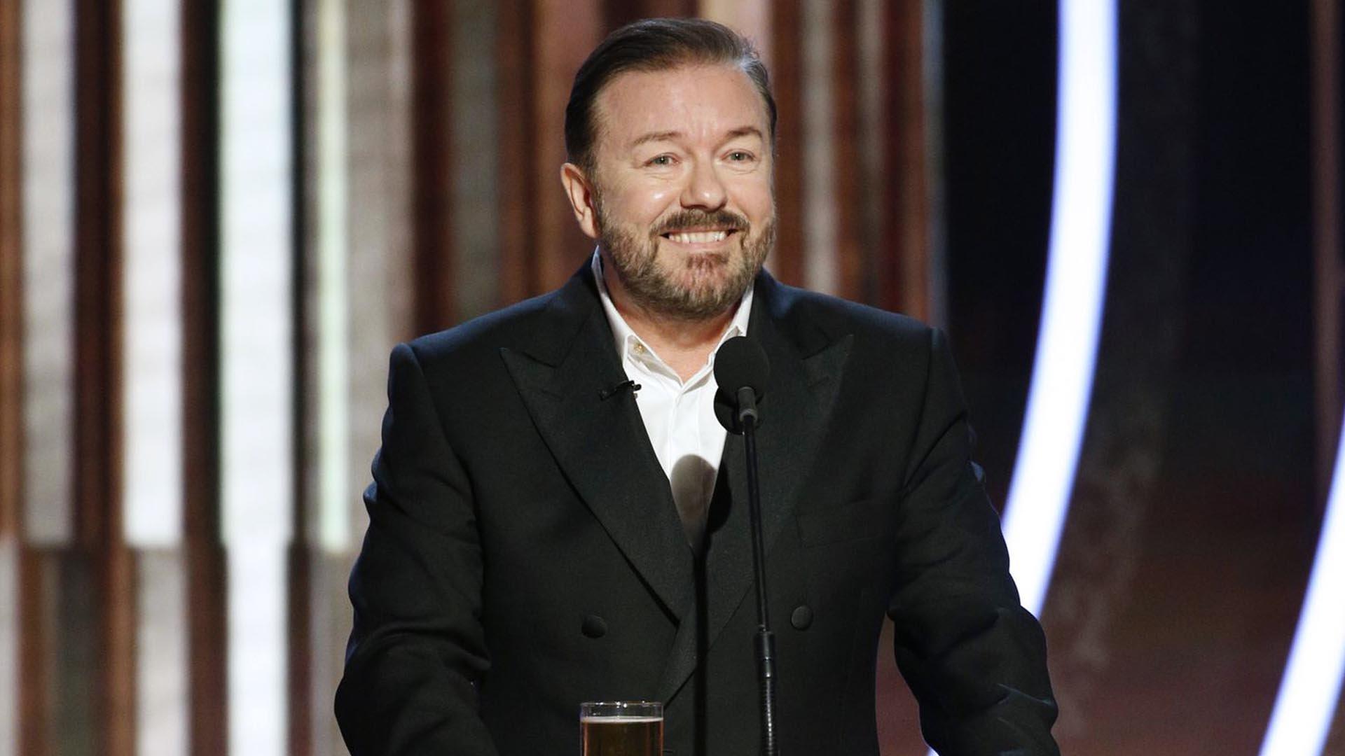 Ricky Gervais ha infiammato i Golden Globes