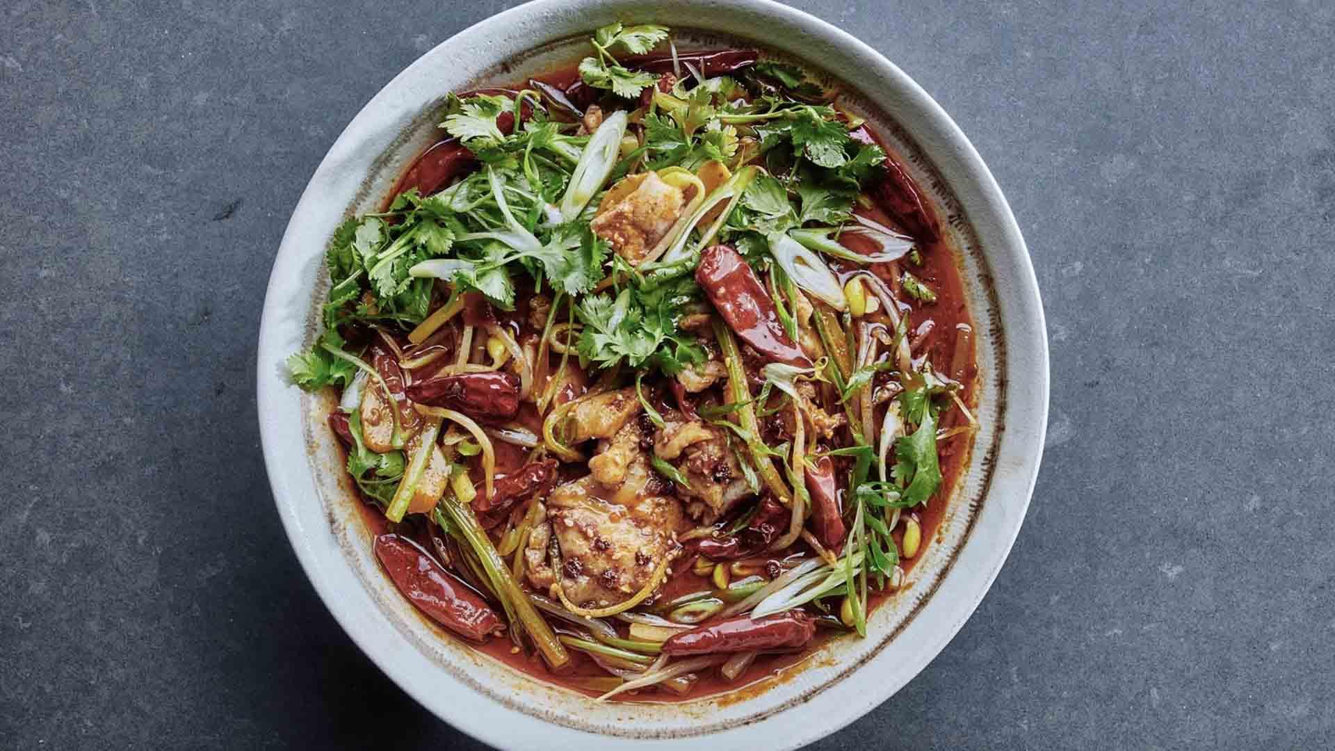 ristorante cinese al tempo del coronavirus