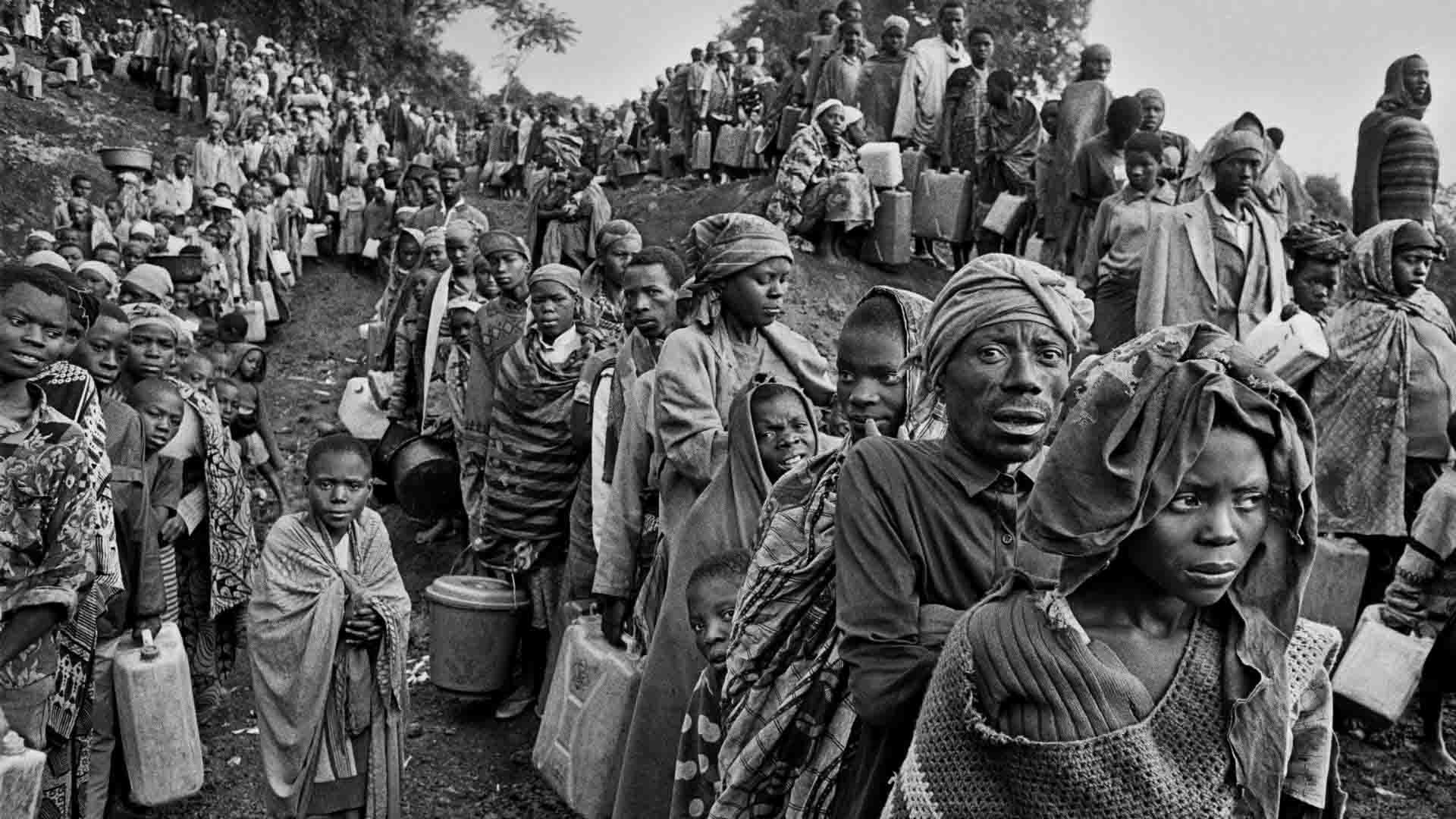 Rwanda - © Sebastião Salgado