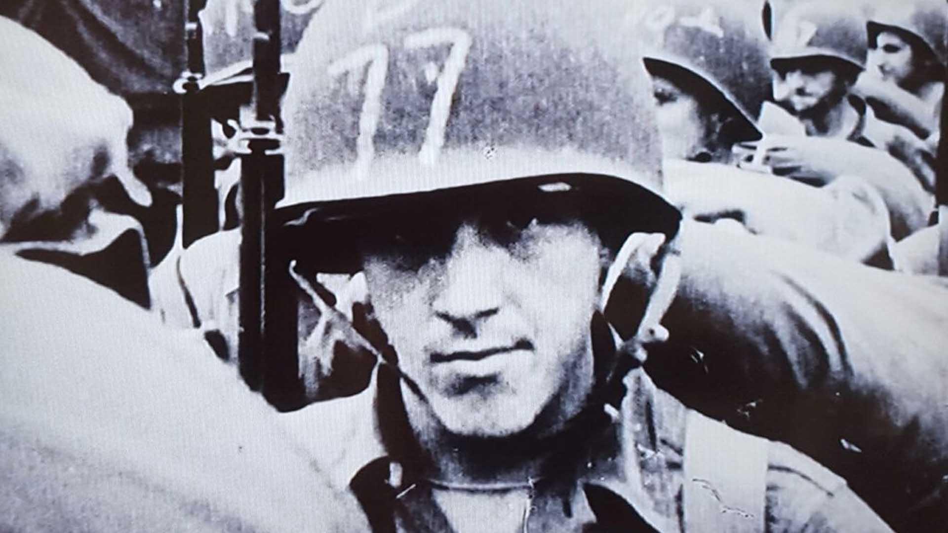 La guerra segnò J.D. Salinger
